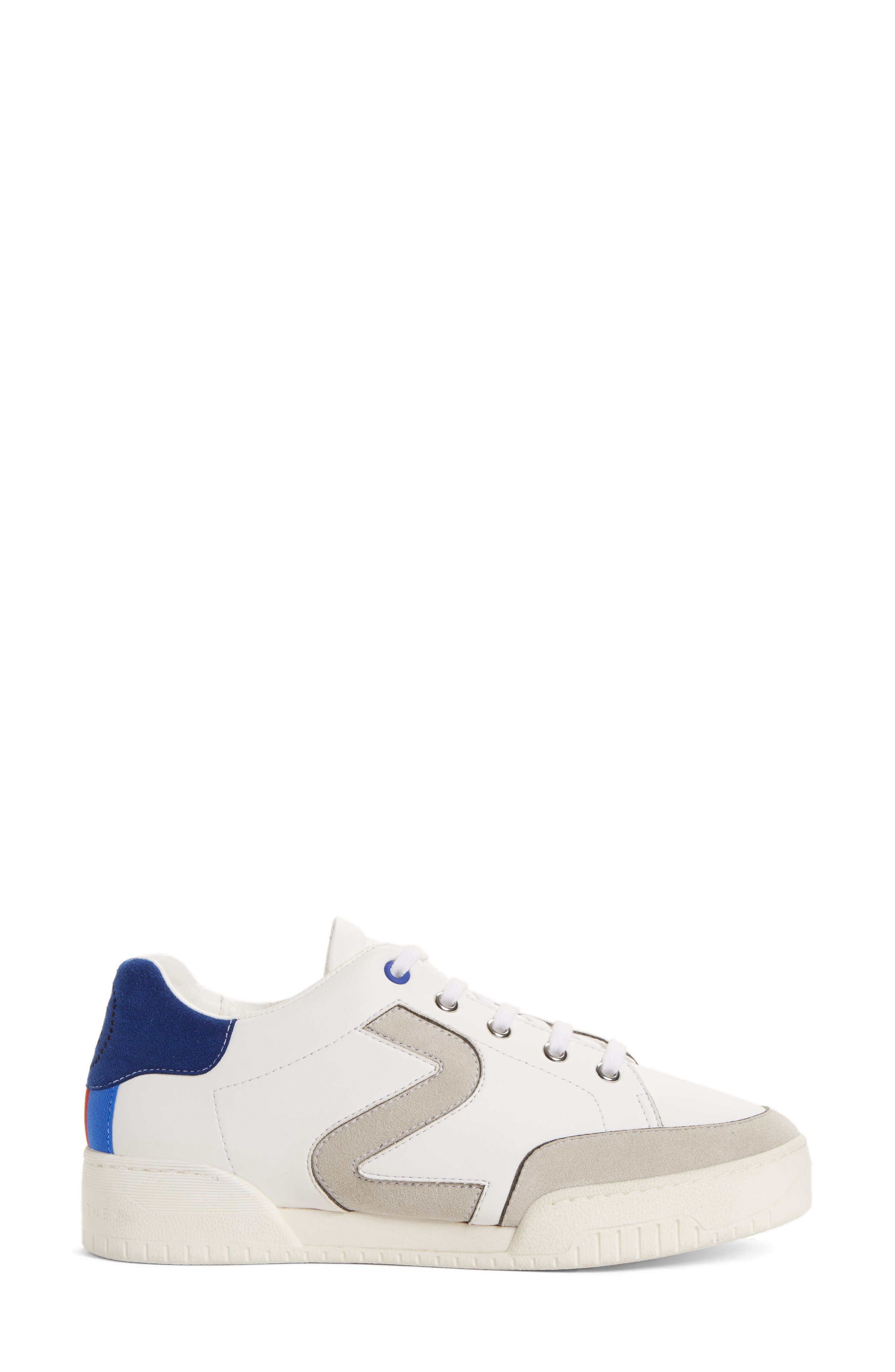 Alternate Image 3  - Stella McCartney Logo Sneaker (Women)