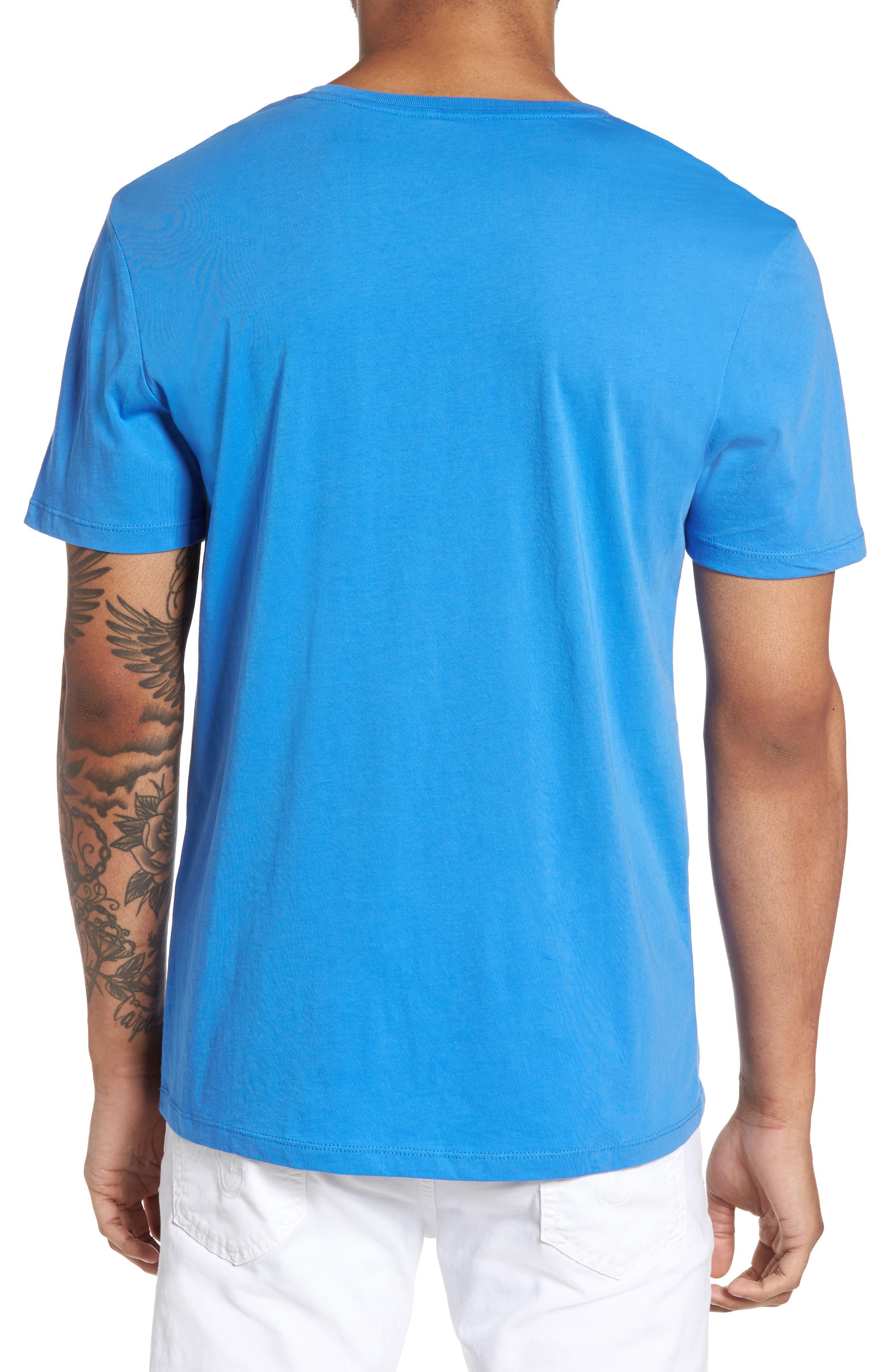 Alternate Image 2  - Slate & Stone Slim V-Neck T-Shirt