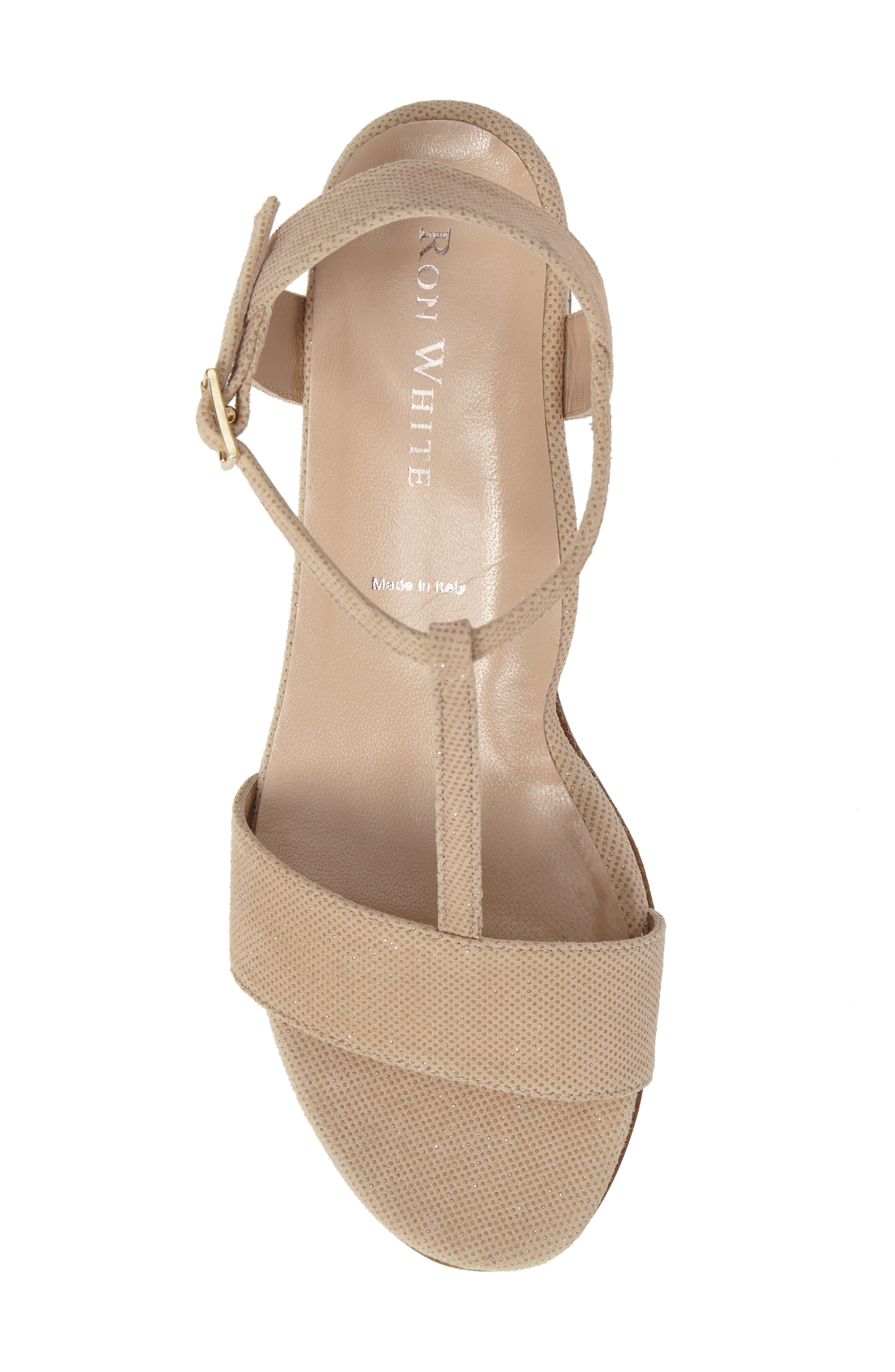 Alternate Image 5  - Ron White Esme T-Strap Sandal (Women)
