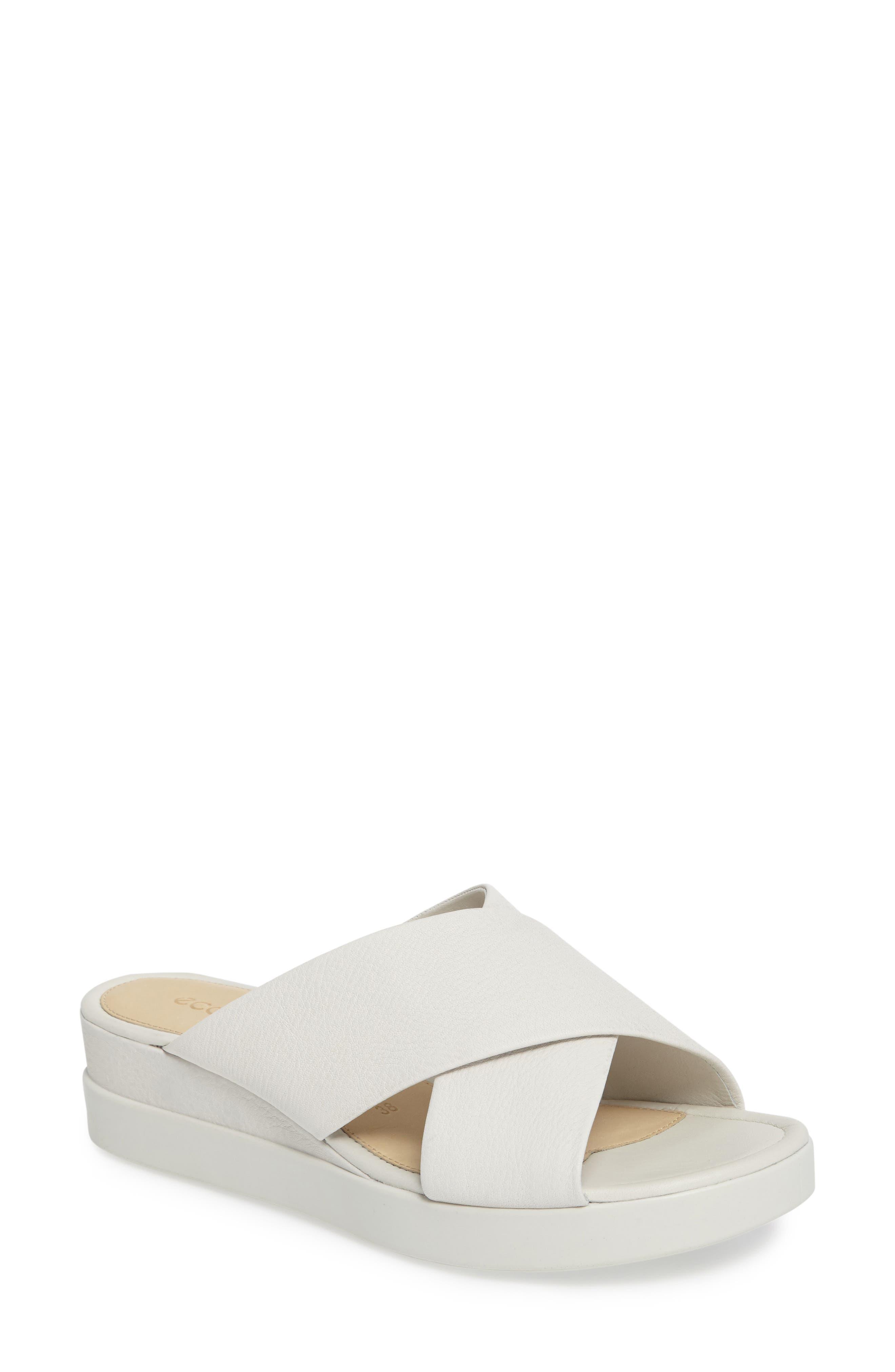 Main Image - ECCO Touch Slide Sandal (Women)