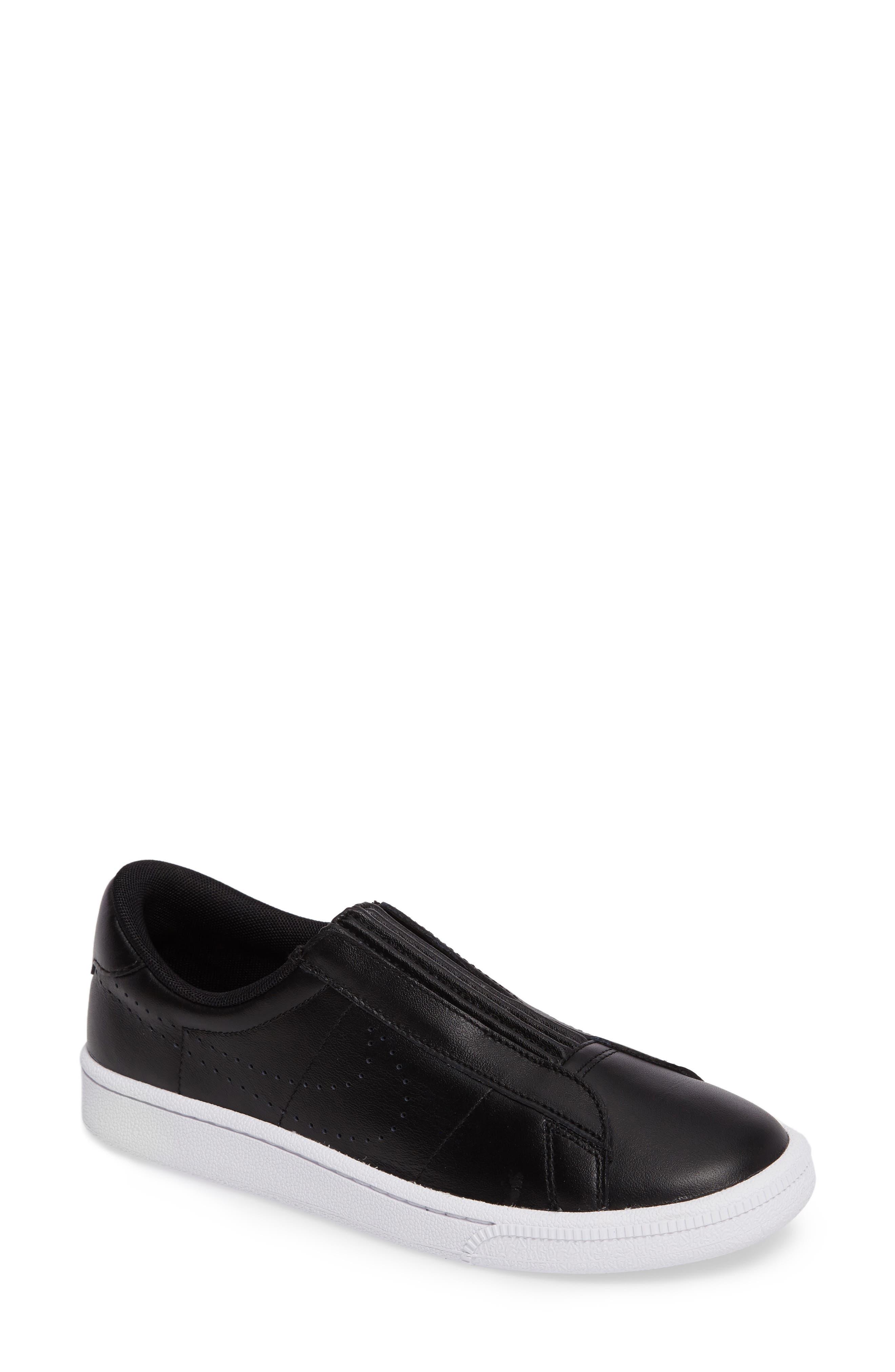 Alternate Image 1 Selected - Nike Classic EZ Slip-On Tennis Shoe (Women)