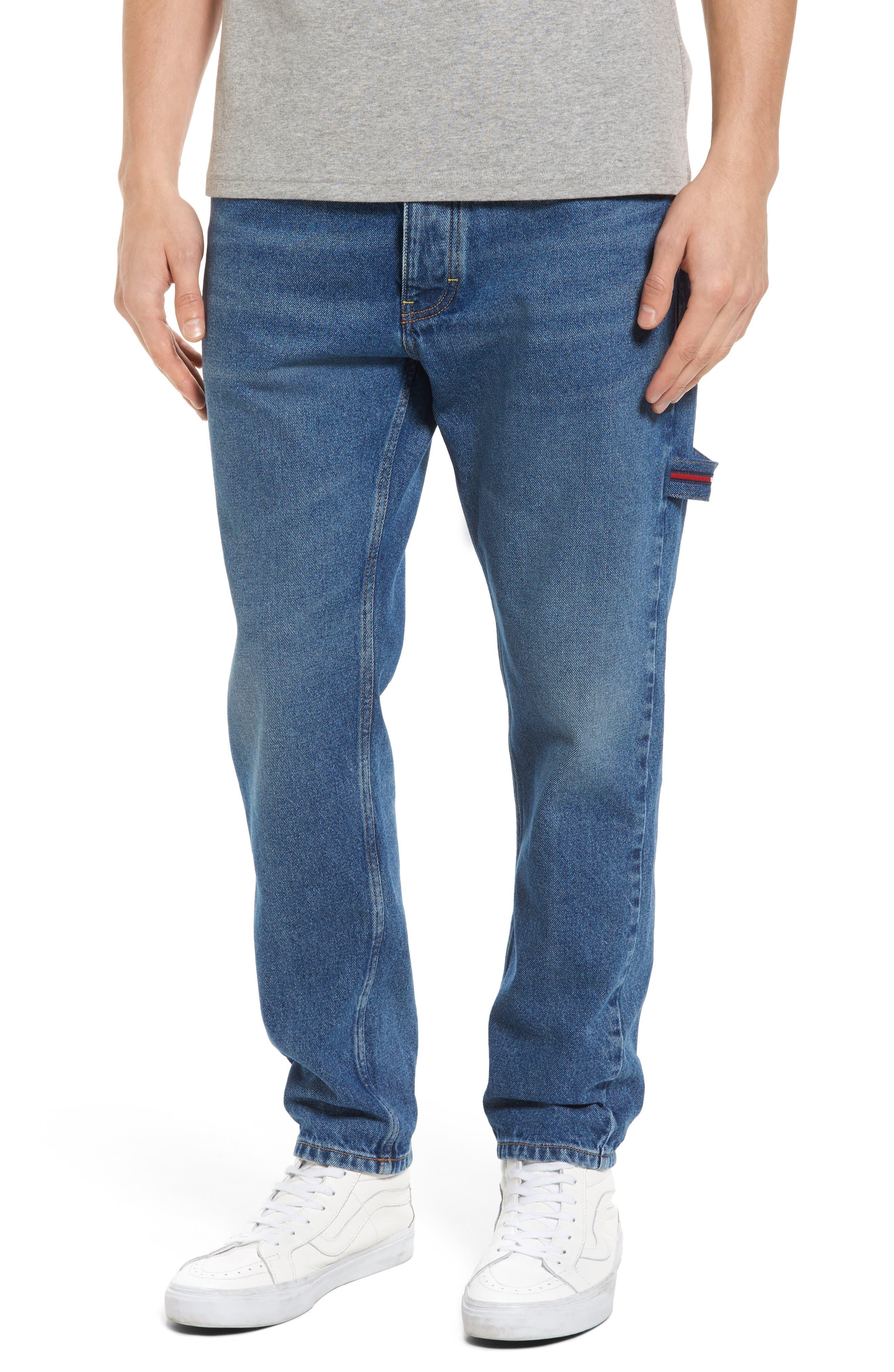 TOMMY HILFIGER Slim Fit Carpenter Jeans