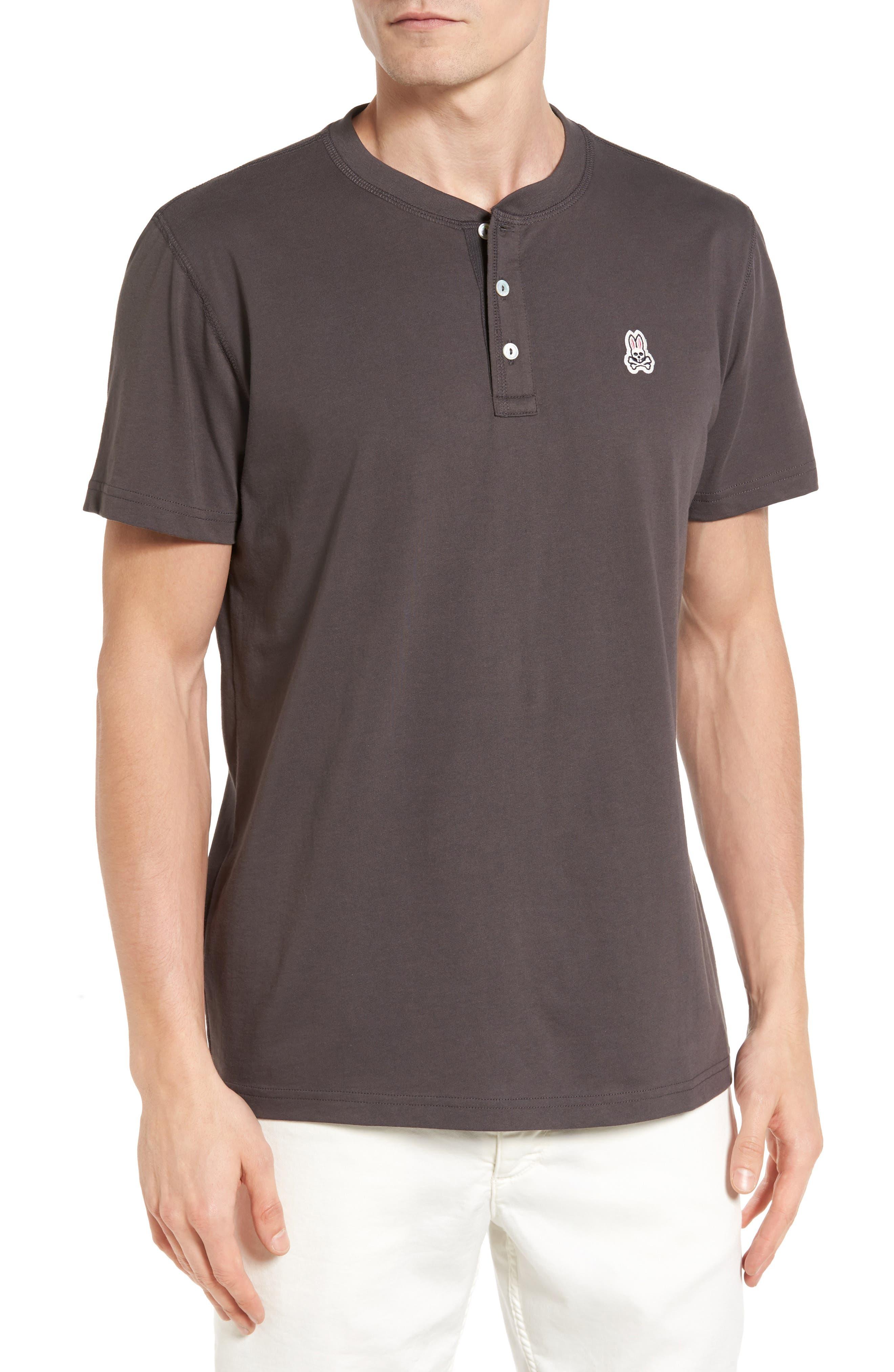 Psycho Bunny Henley T-Shirt