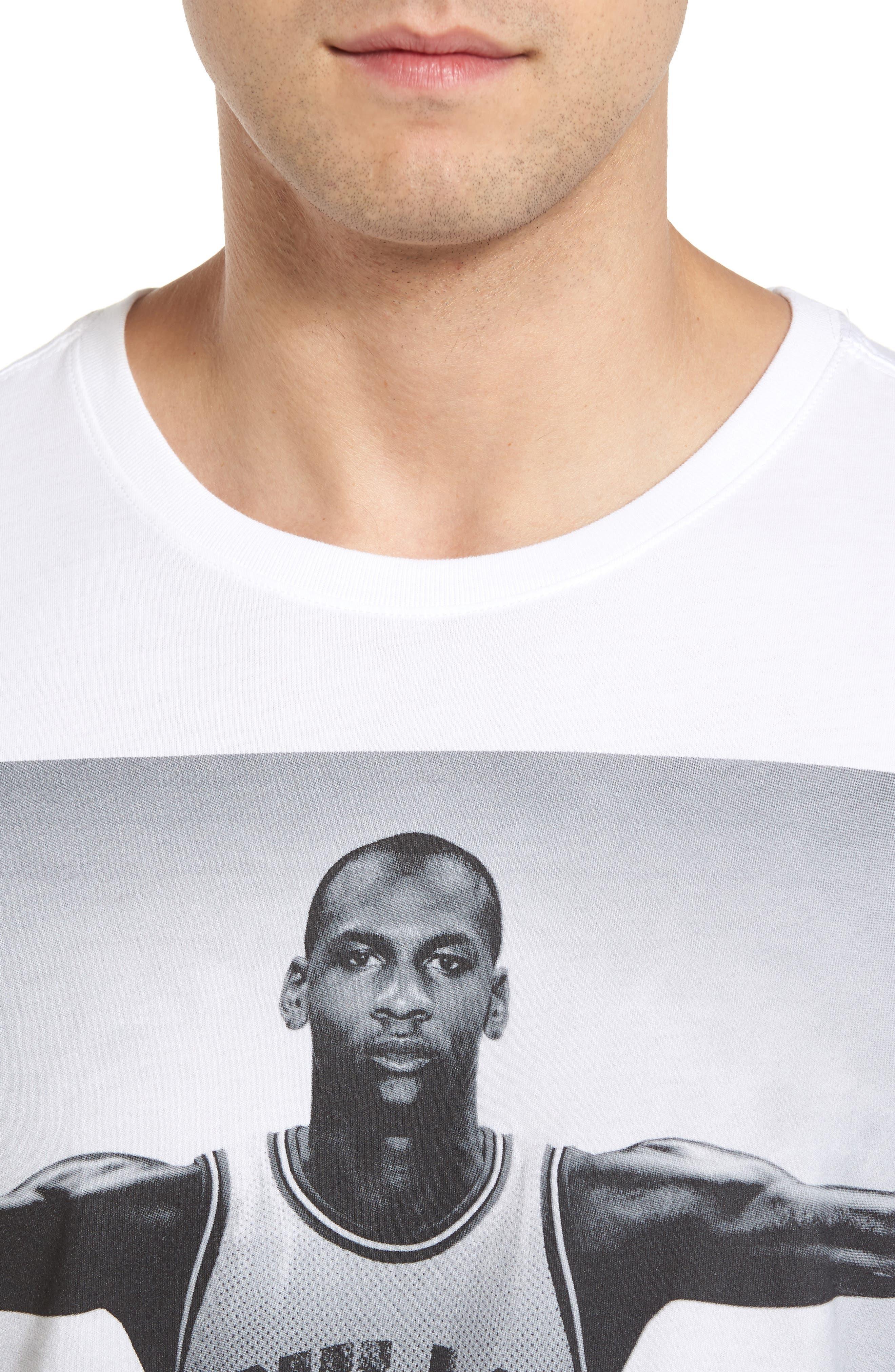Alternate Image 4  - Nike Jordan Wings Graphic T-Shirt
