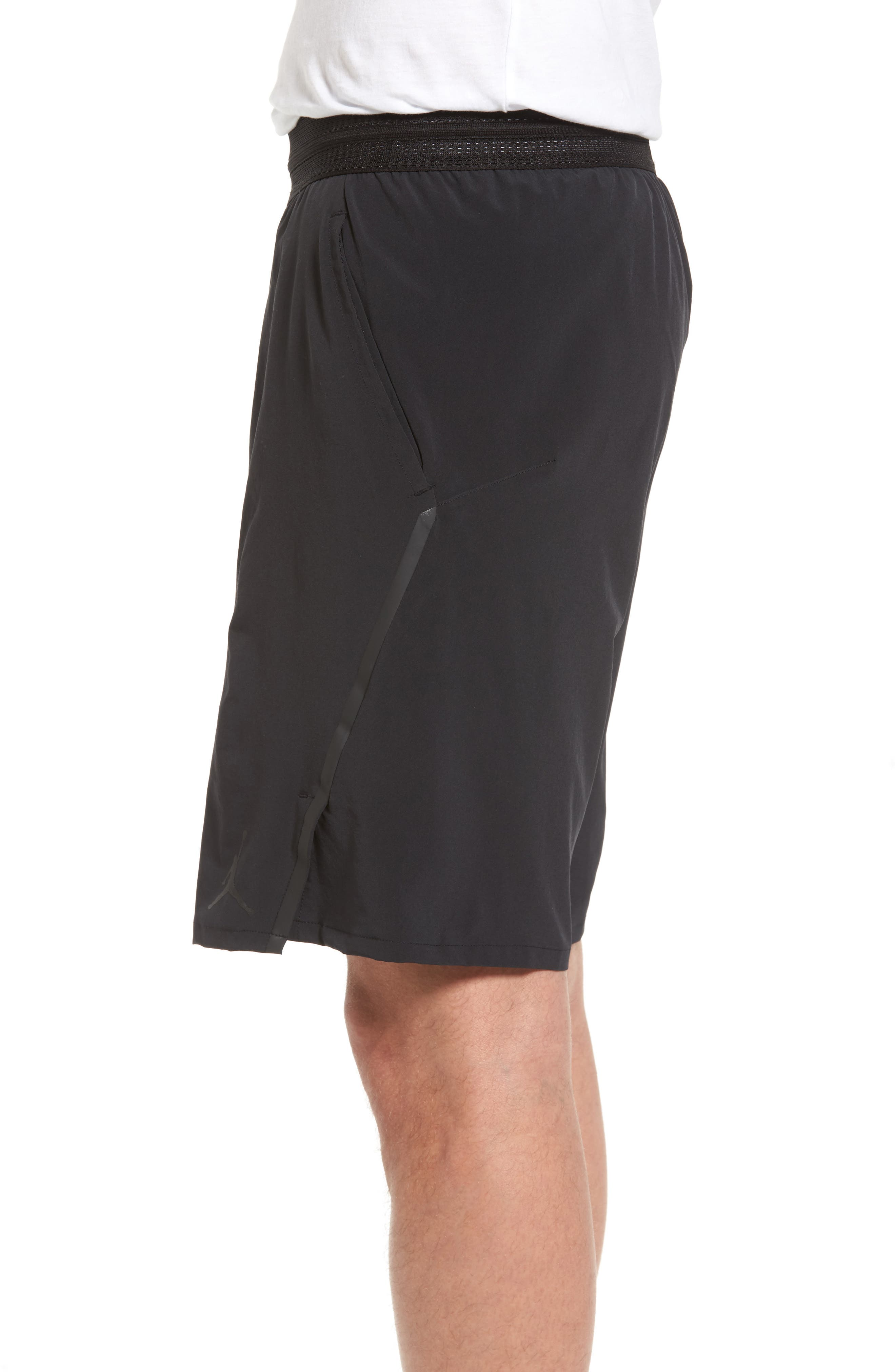 Alternate Image 3  - Nike Ultimate Flight Basketball Shorts