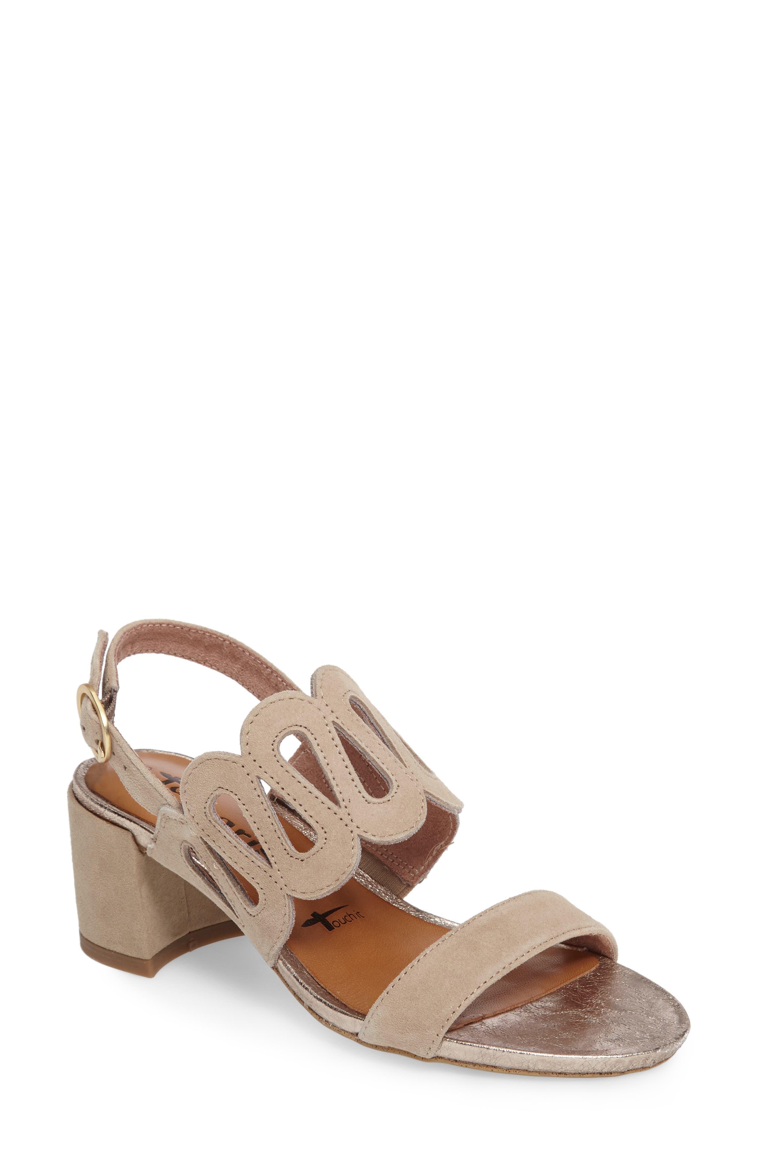 TAMARIS Philis Block Heel Sandal
