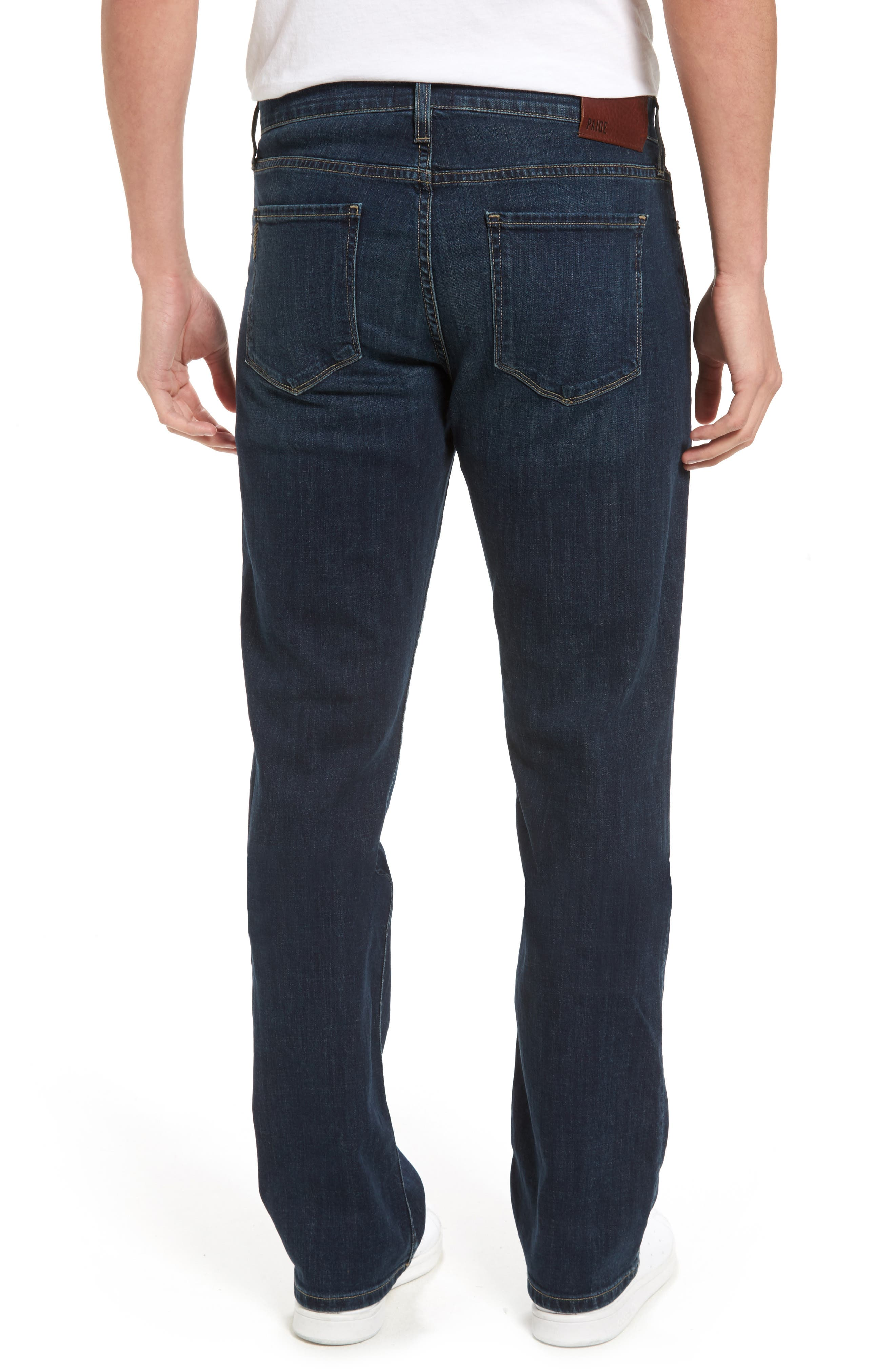 Doheny Relaxed Fit Jeans,                             Alternate thumbnail 2, color,                             Knowle