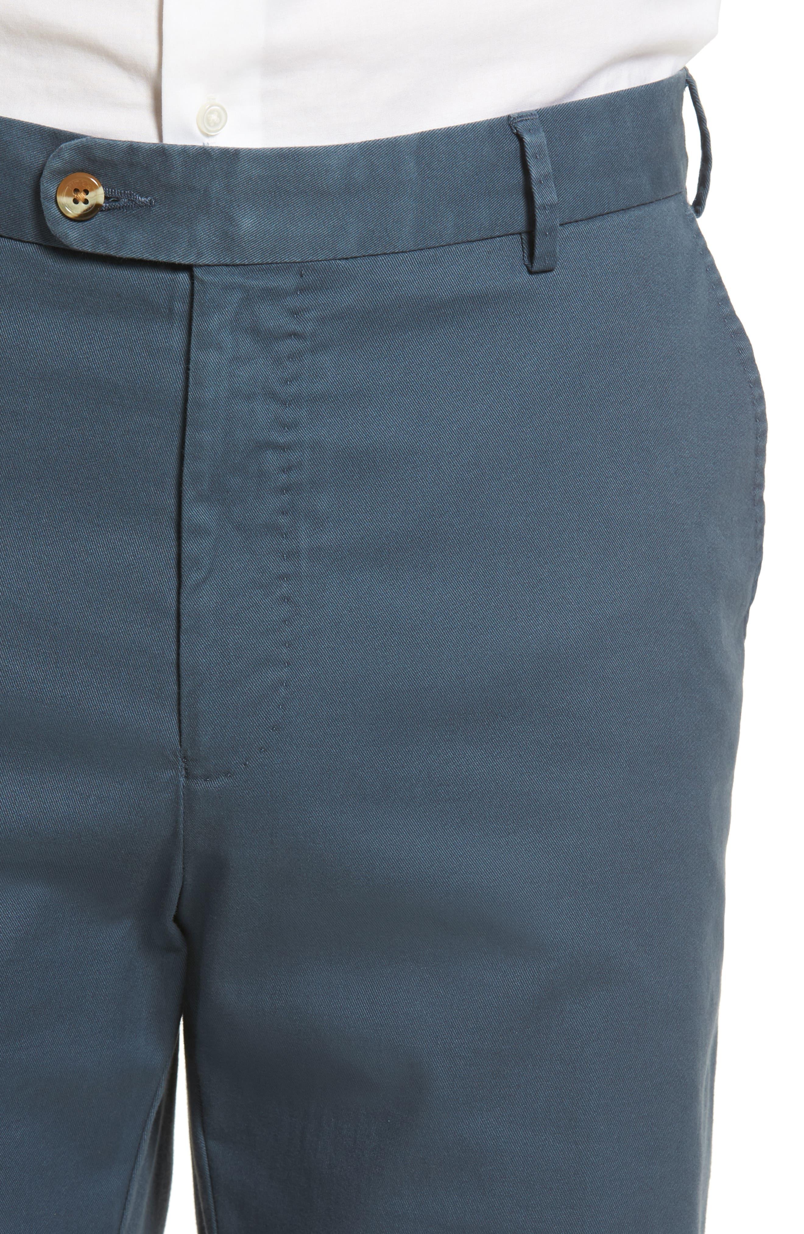 Alternate Image 4  - Peter Millar Twill Pants