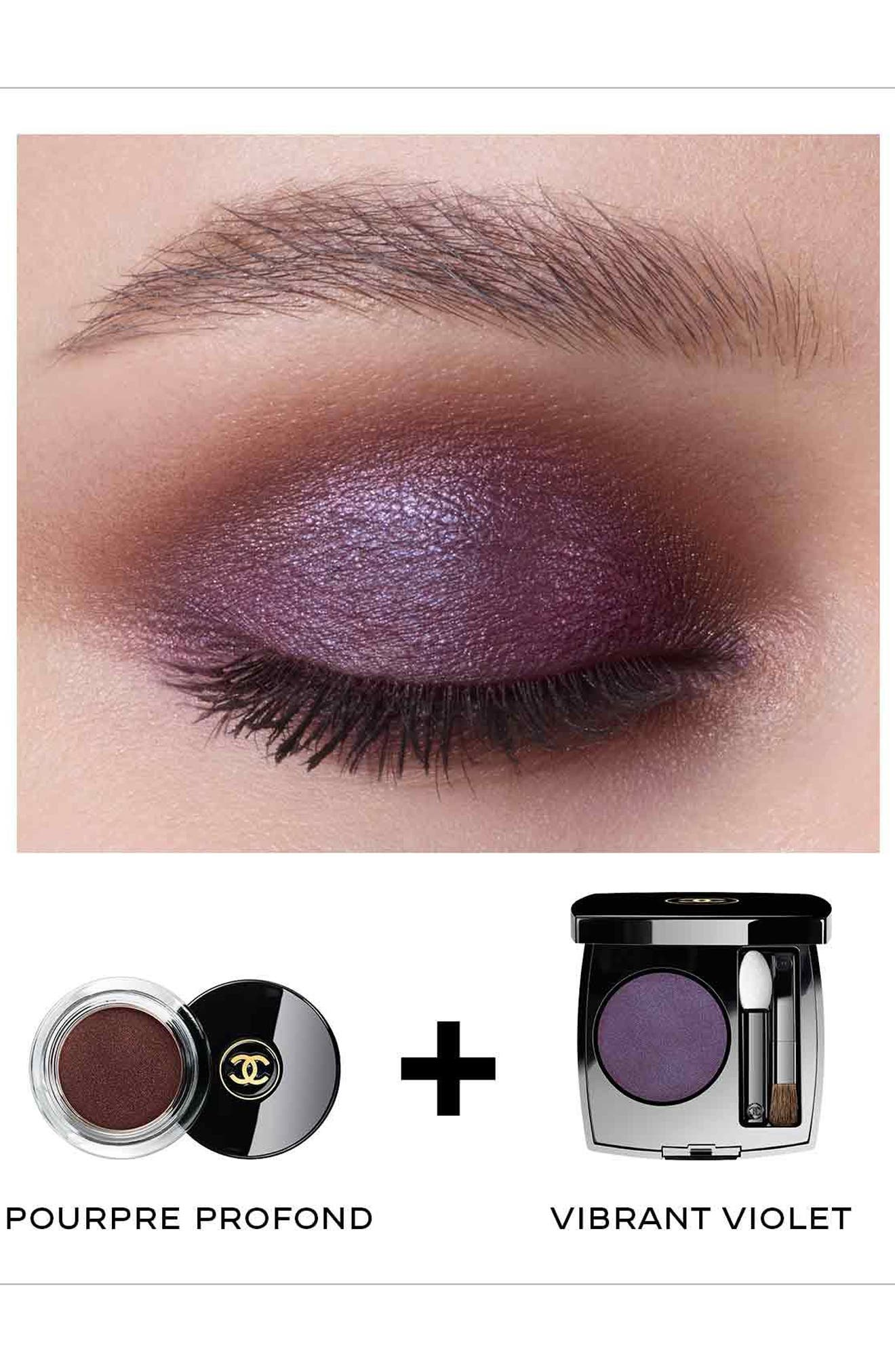 Alternate Image 2  - CHANEL OMBRE PREMIÈRE  Longwear Powder Eyeshadow