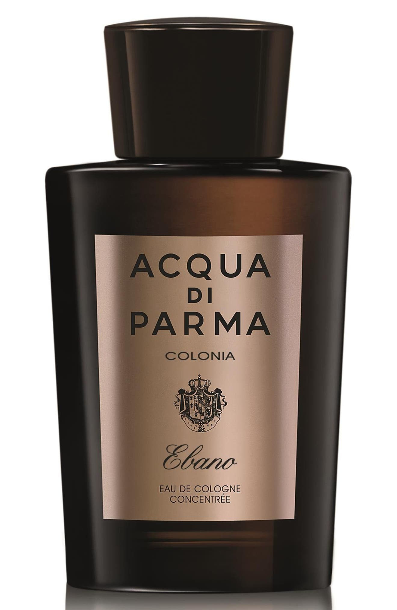 Colonia Ebano Eau de Cologne Concentrée,                             Main thumbnail 1, color,                             No Color