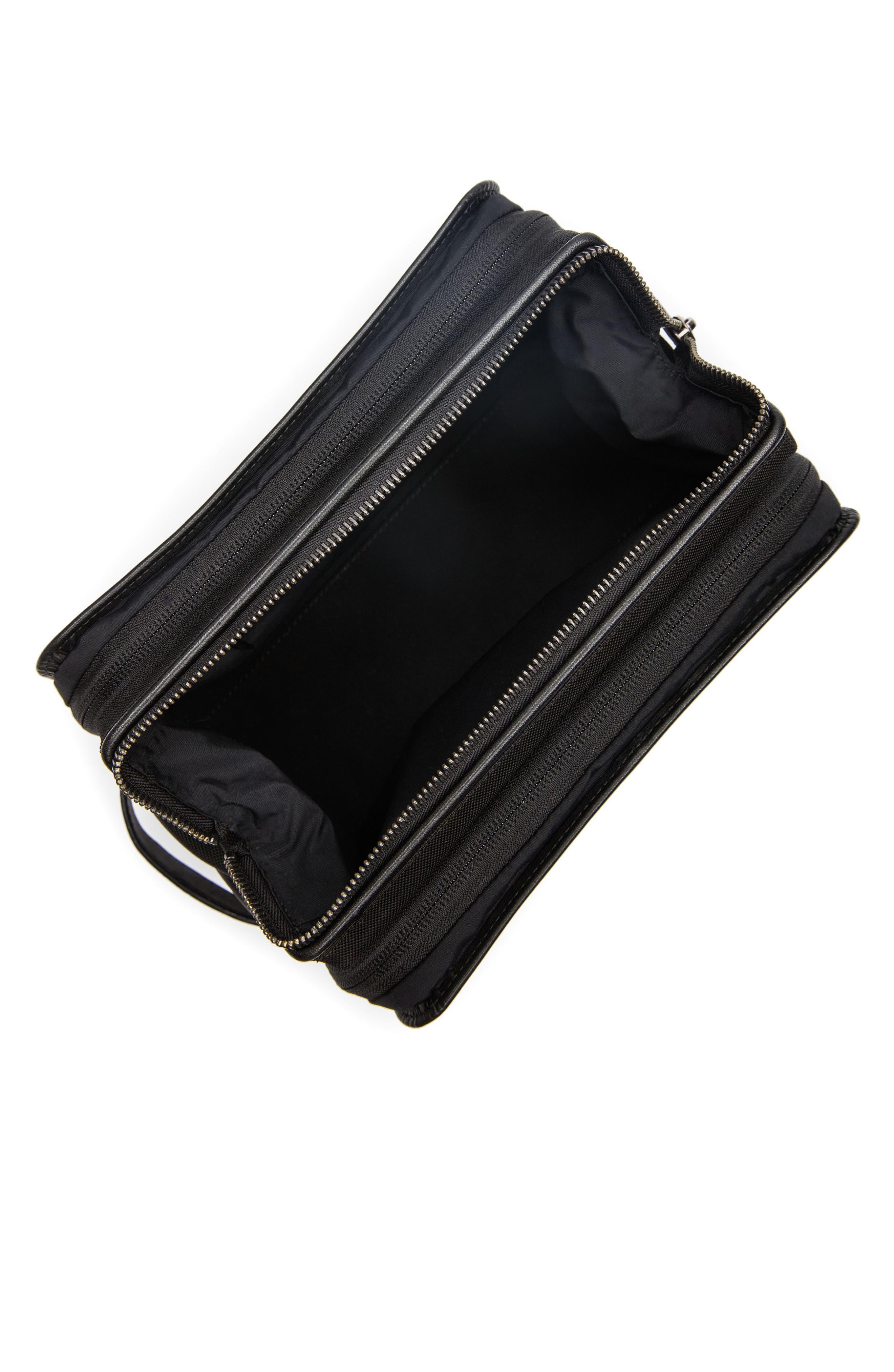 Alternate Image 3  - hook + ALBERT Leather Travel Kit