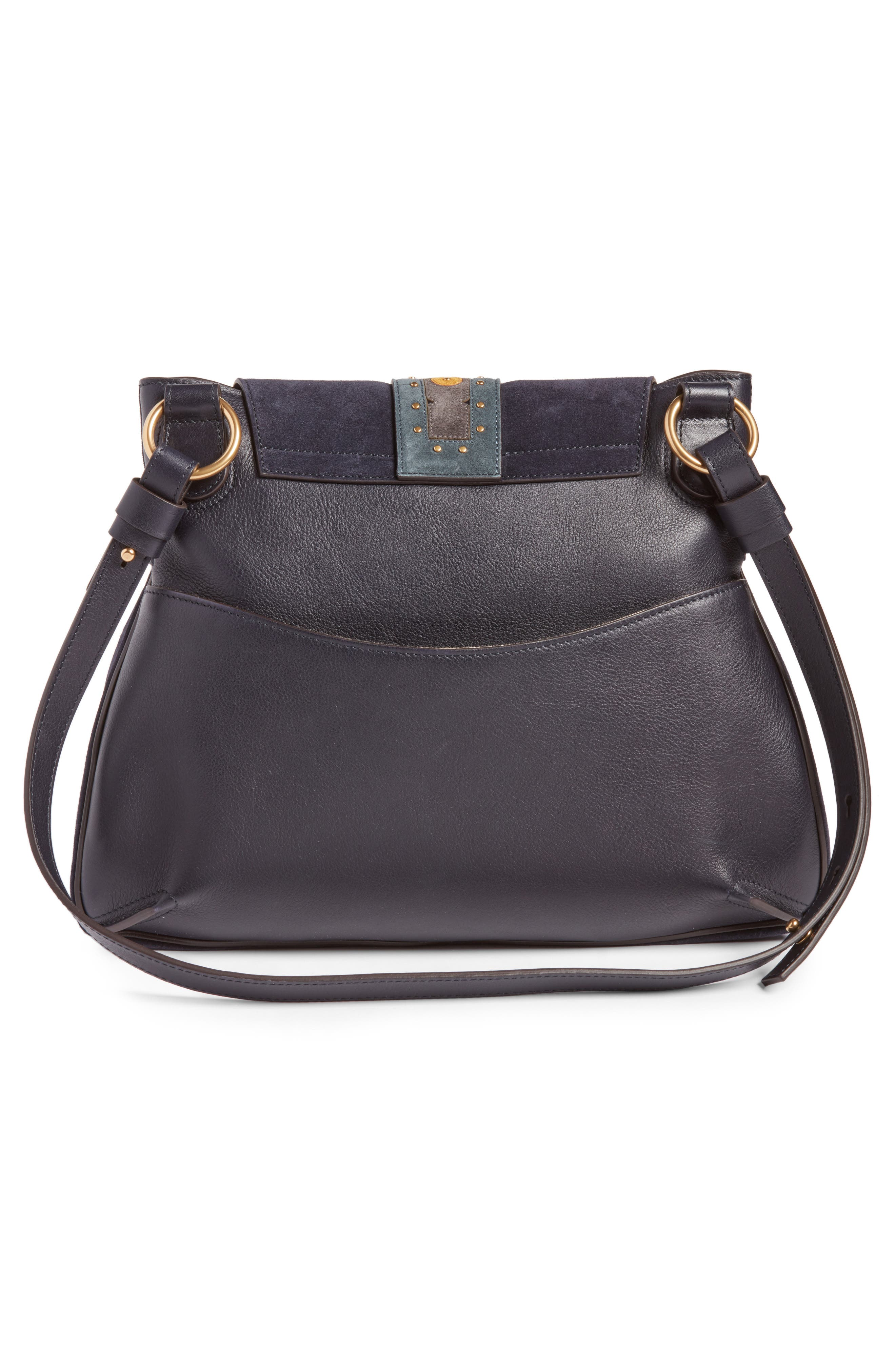 Alternate Image 2  - Chloé Medium Lexa Suede Shoulder Bag