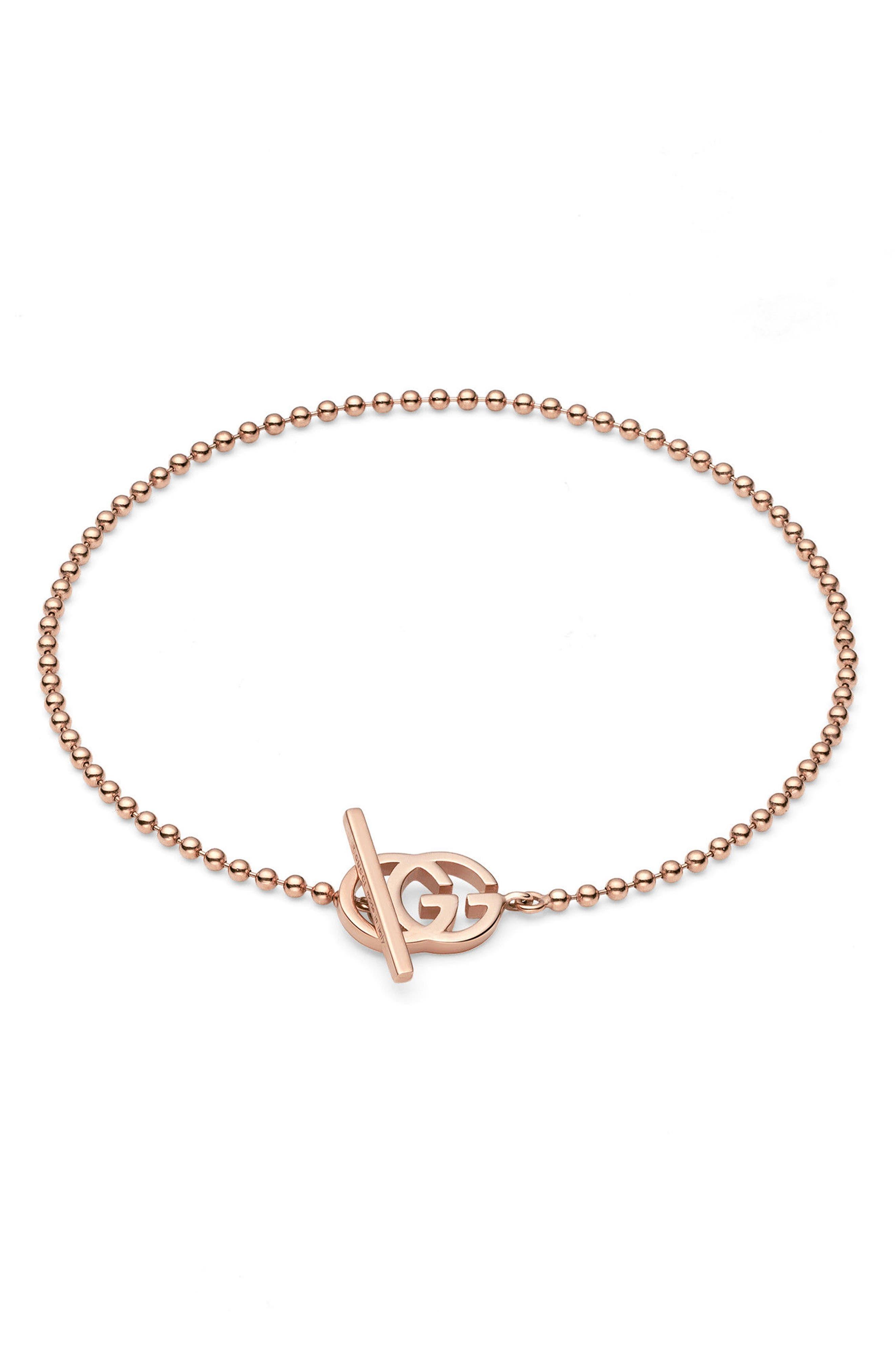 Gucci Double-G Line Bracelet