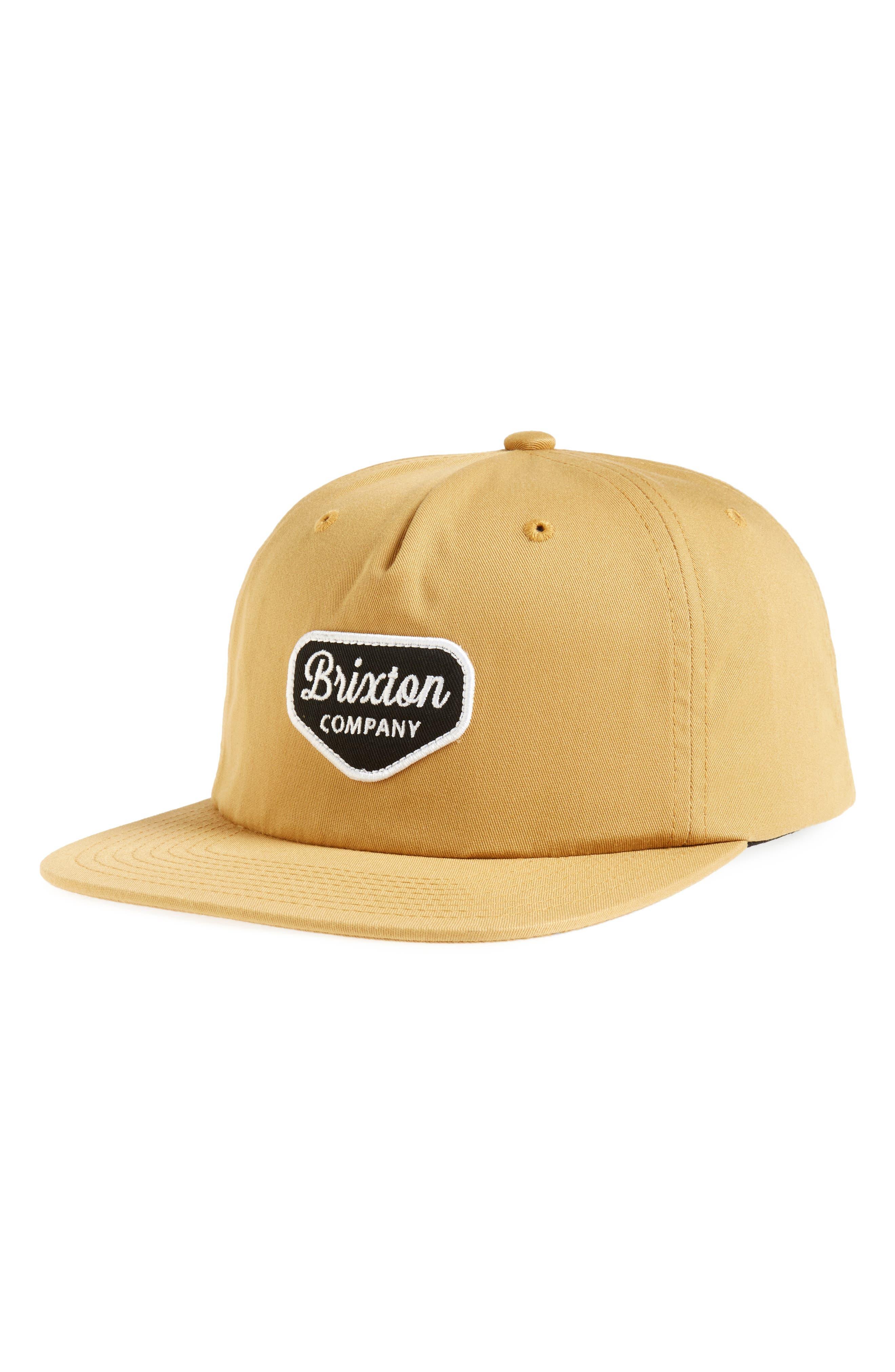 BRIXTON Navato Snapback Cap