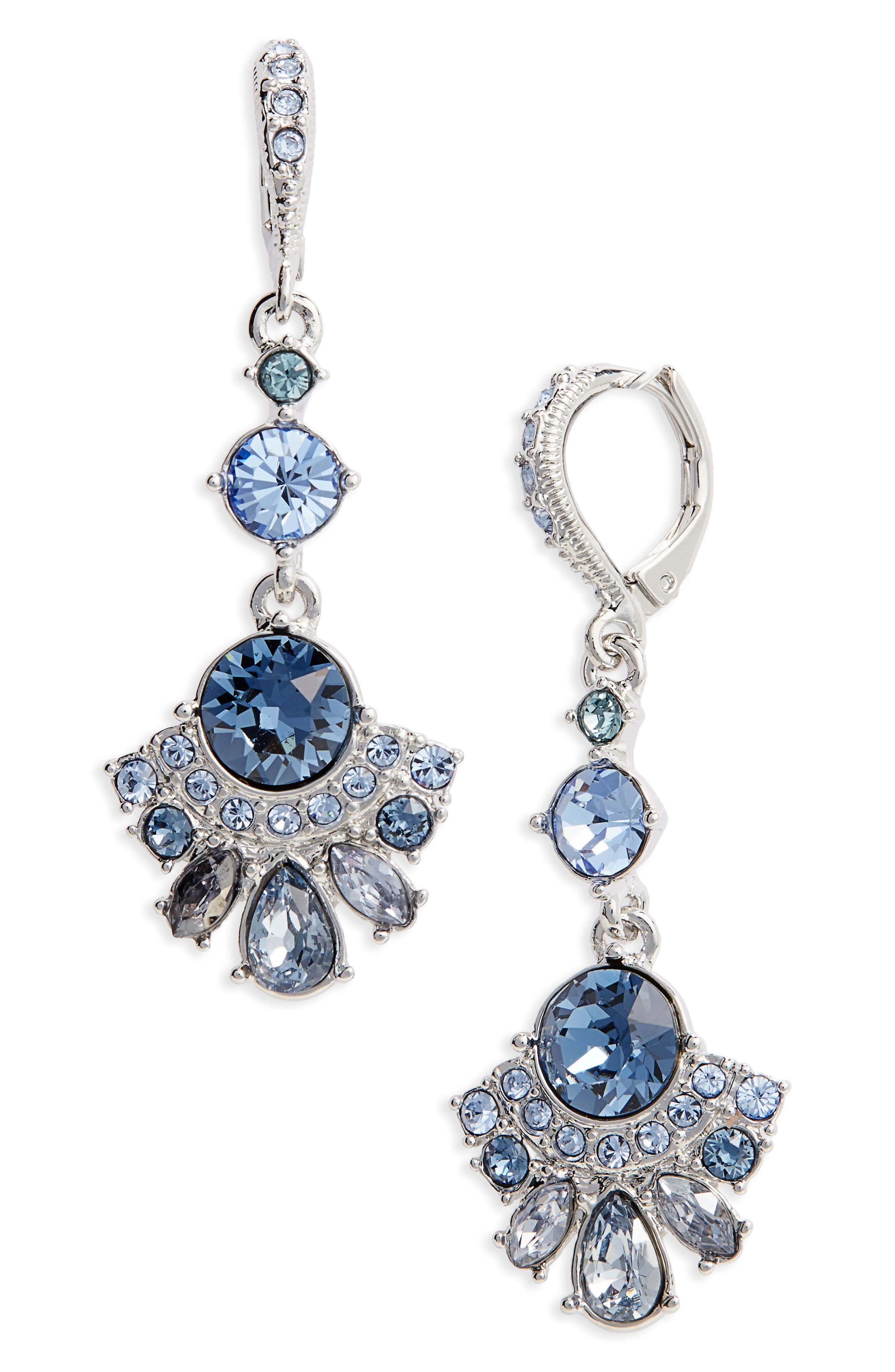 Givenchy Verona Drop Earrings
