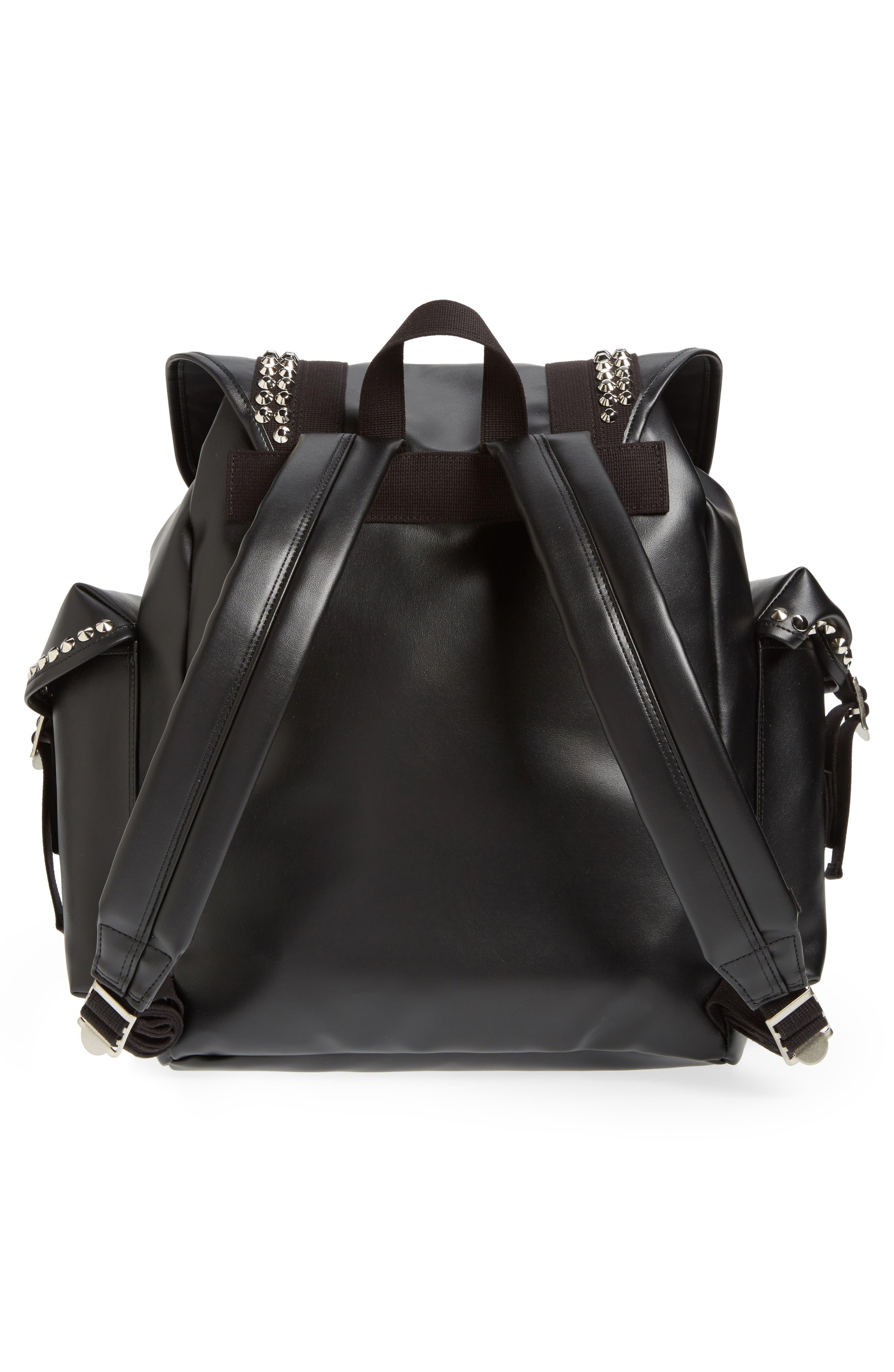 Alternate Image 3  - Junya Watanabe Studded Faux Leather Backpack