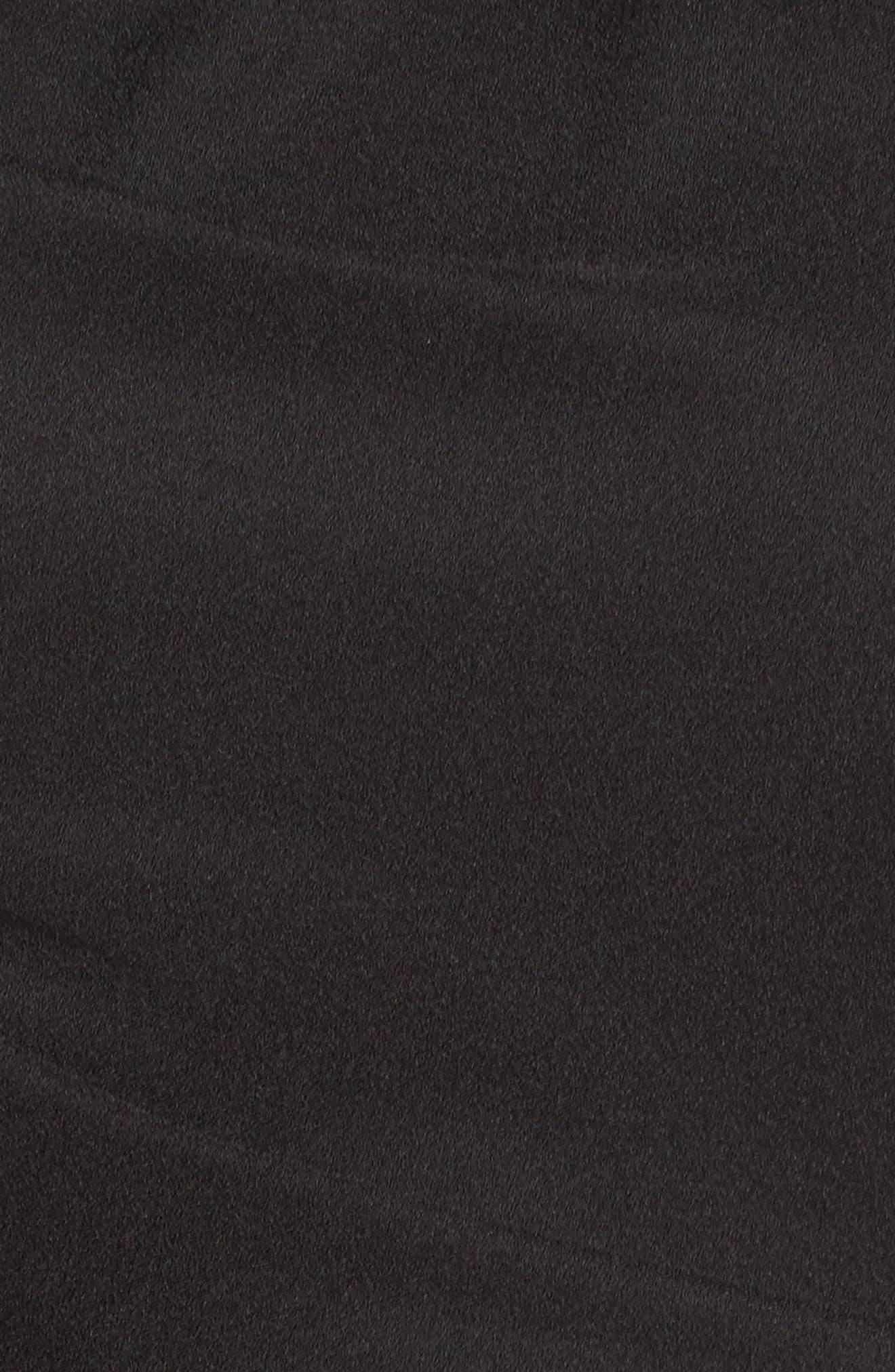 Alternate Image 5  - Eliza J Ruffle Sleeve Crepe Jumpsuit
