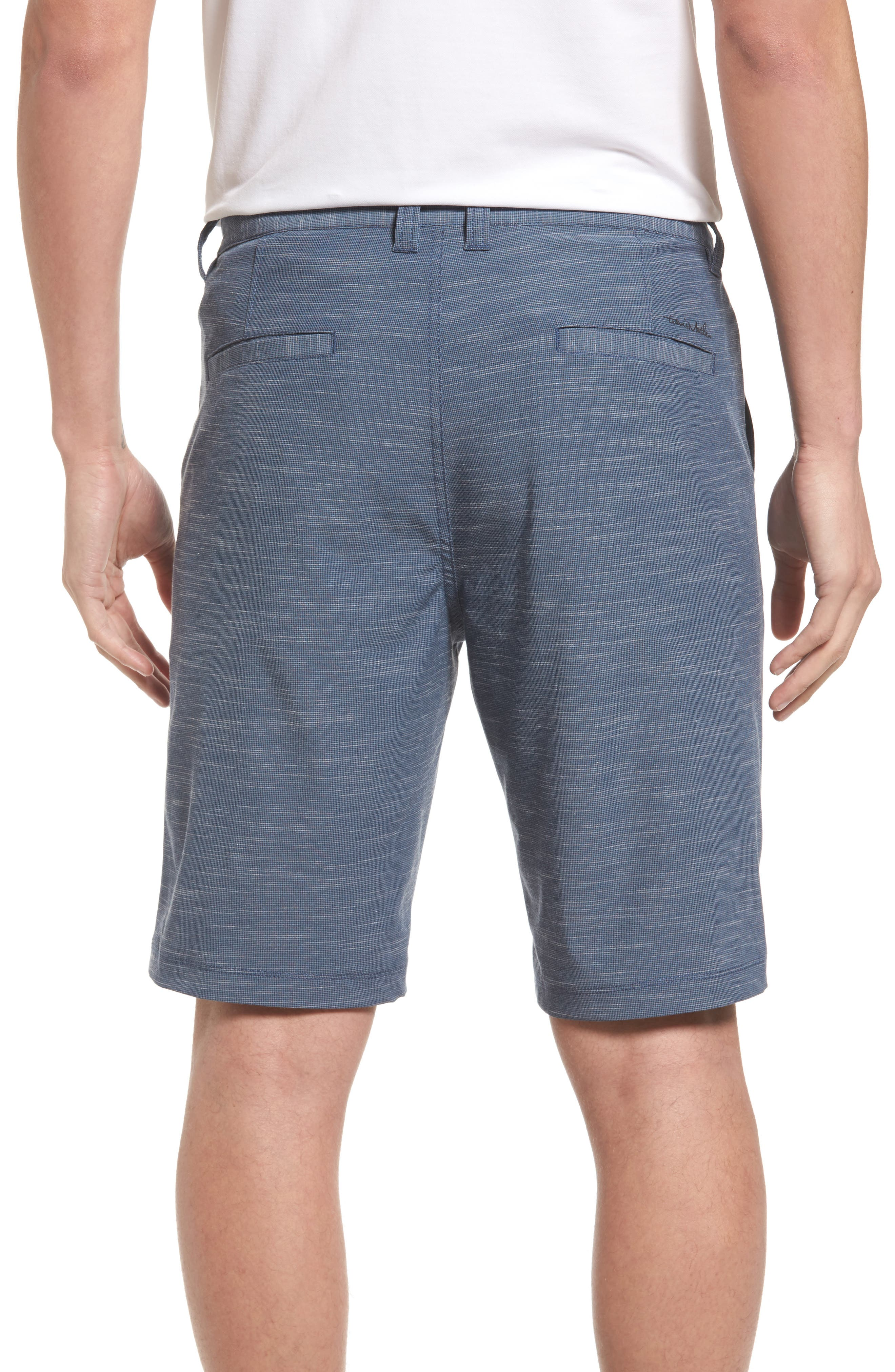 Fisher Shorts,                             Alternate thumbnail 2, color,                             Heather Blue Nights