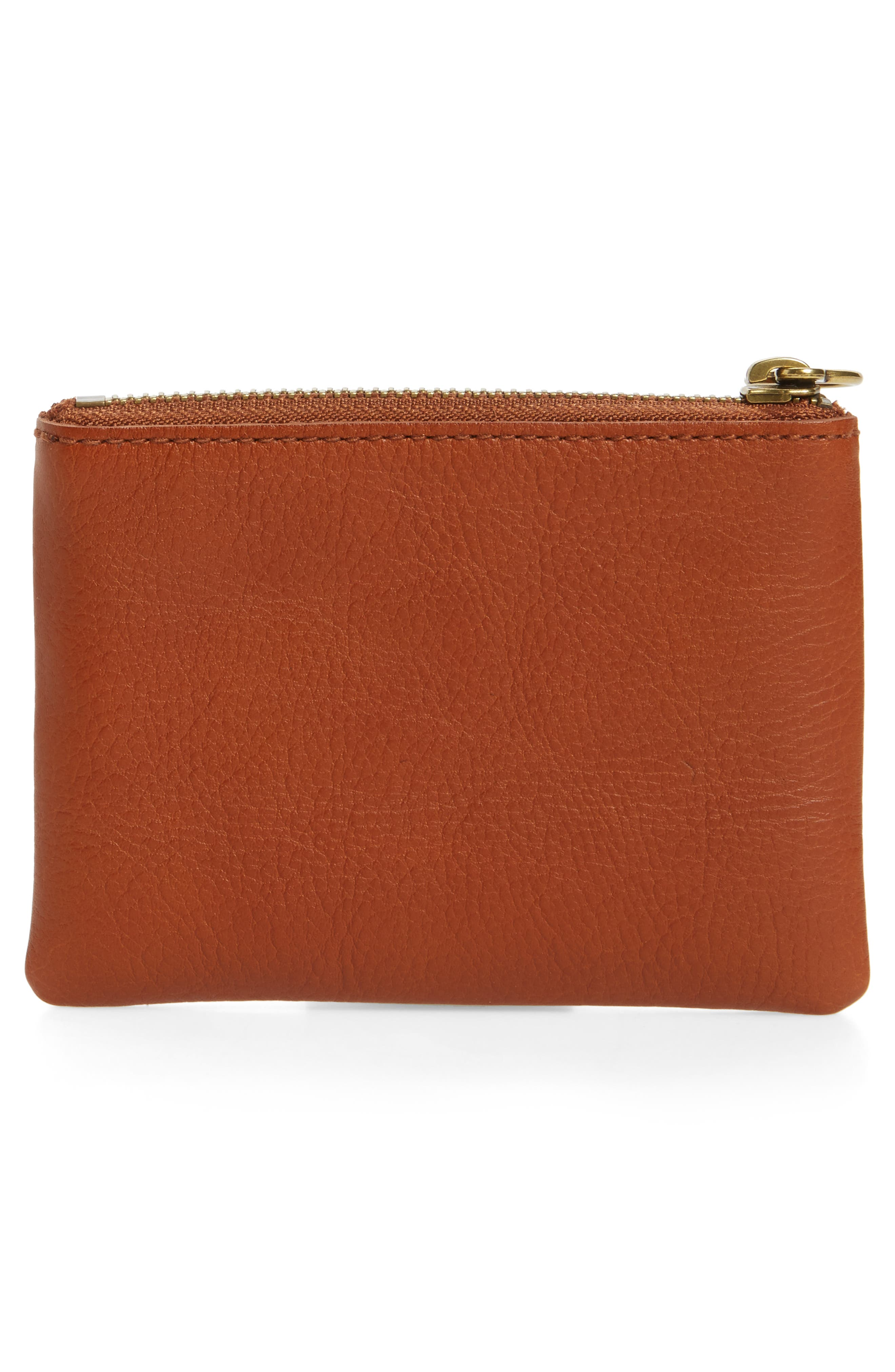 Alternate Image 2  - Madewell The Leather Pouch Wallet