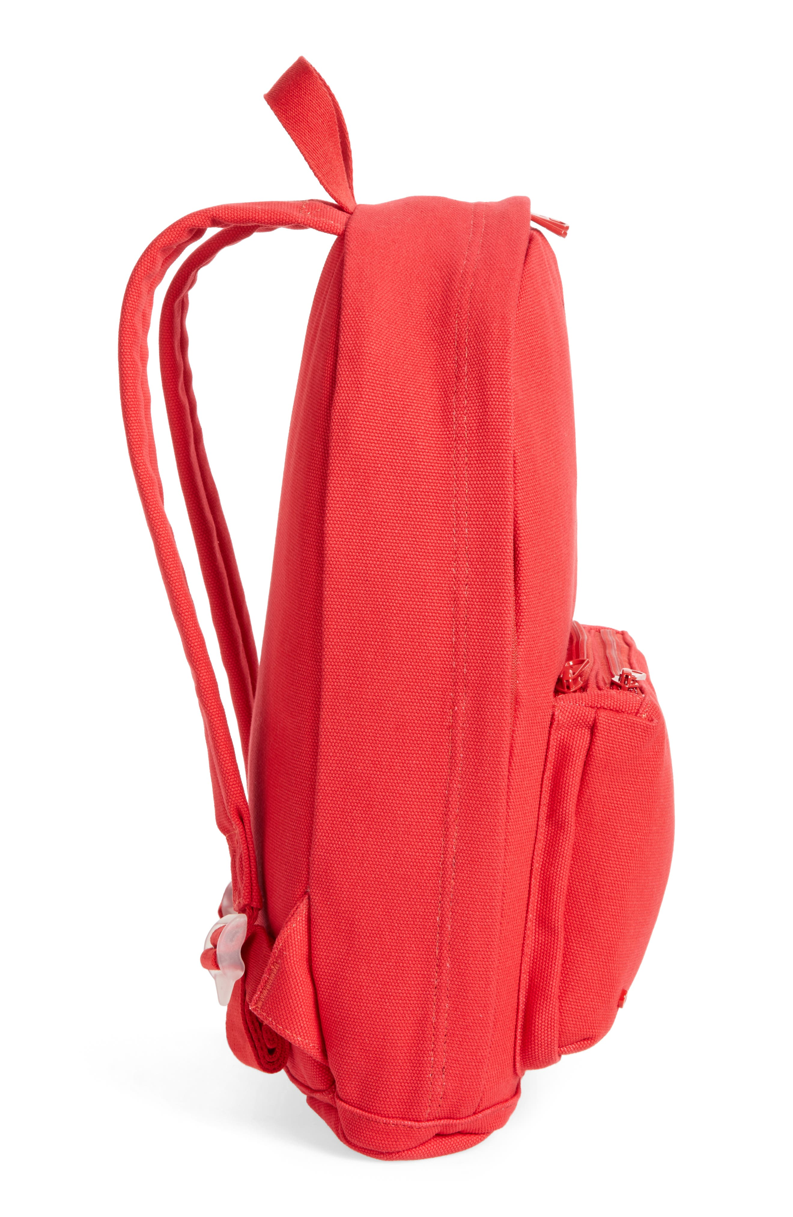 Alternate Image 5  - STATE Bags Slim Lorimer Water Resistant Canvas Backpack