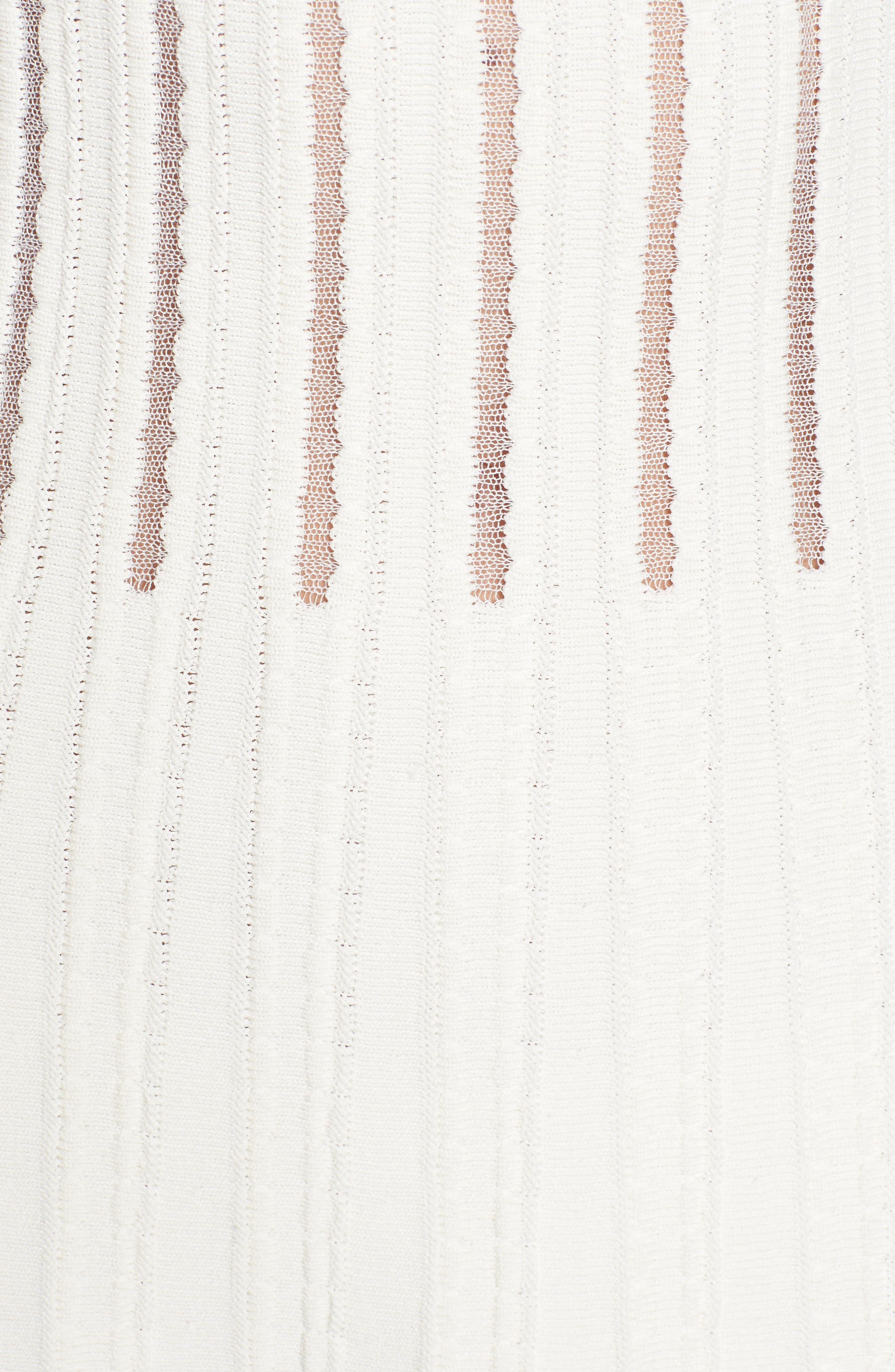 Alternate Image 6  - Anne Klein Knit A-Line Dress