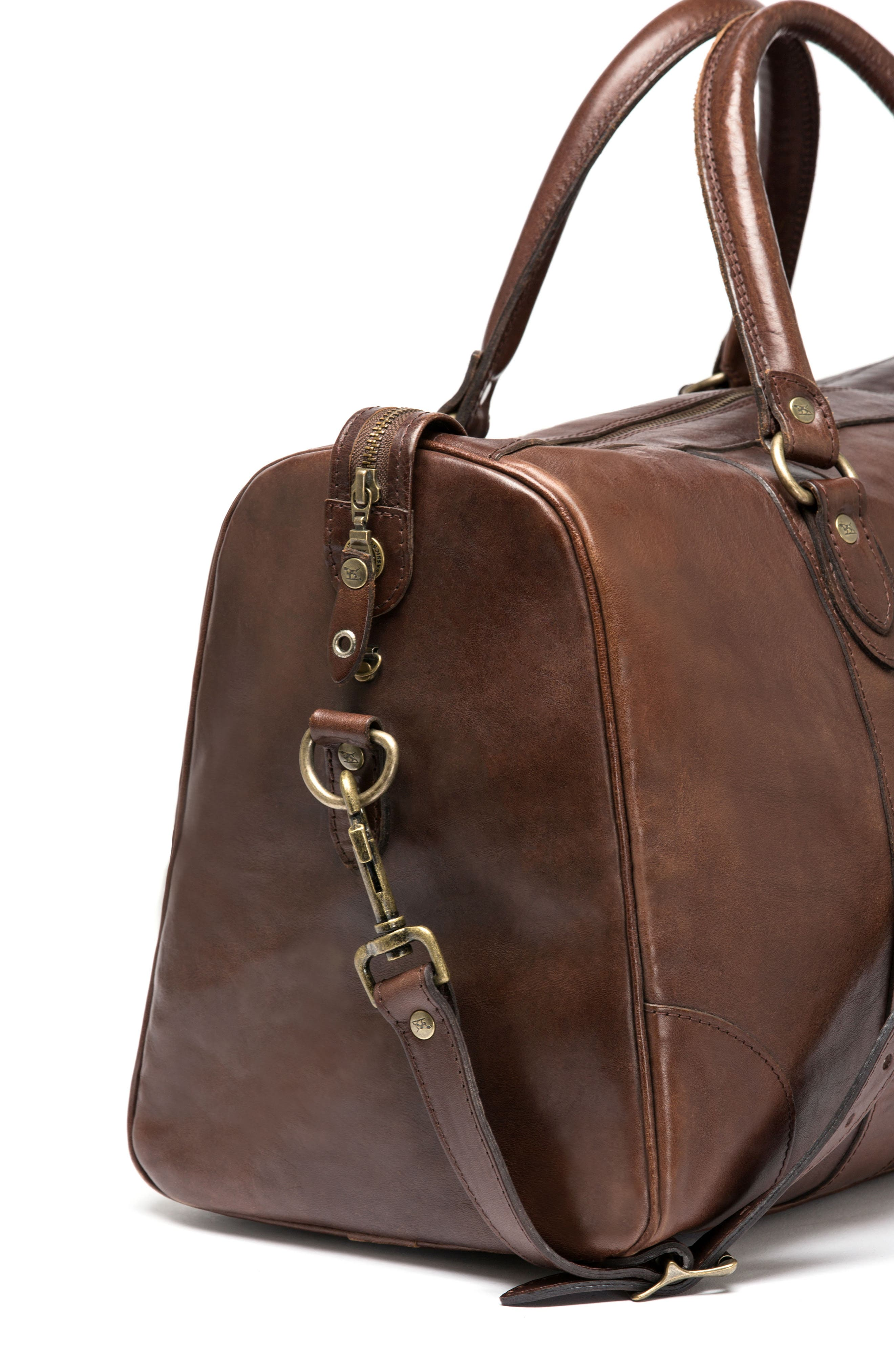 Normanby Duffel Bag,                             Alternate thumbnail 5, color,                             Cocoa
