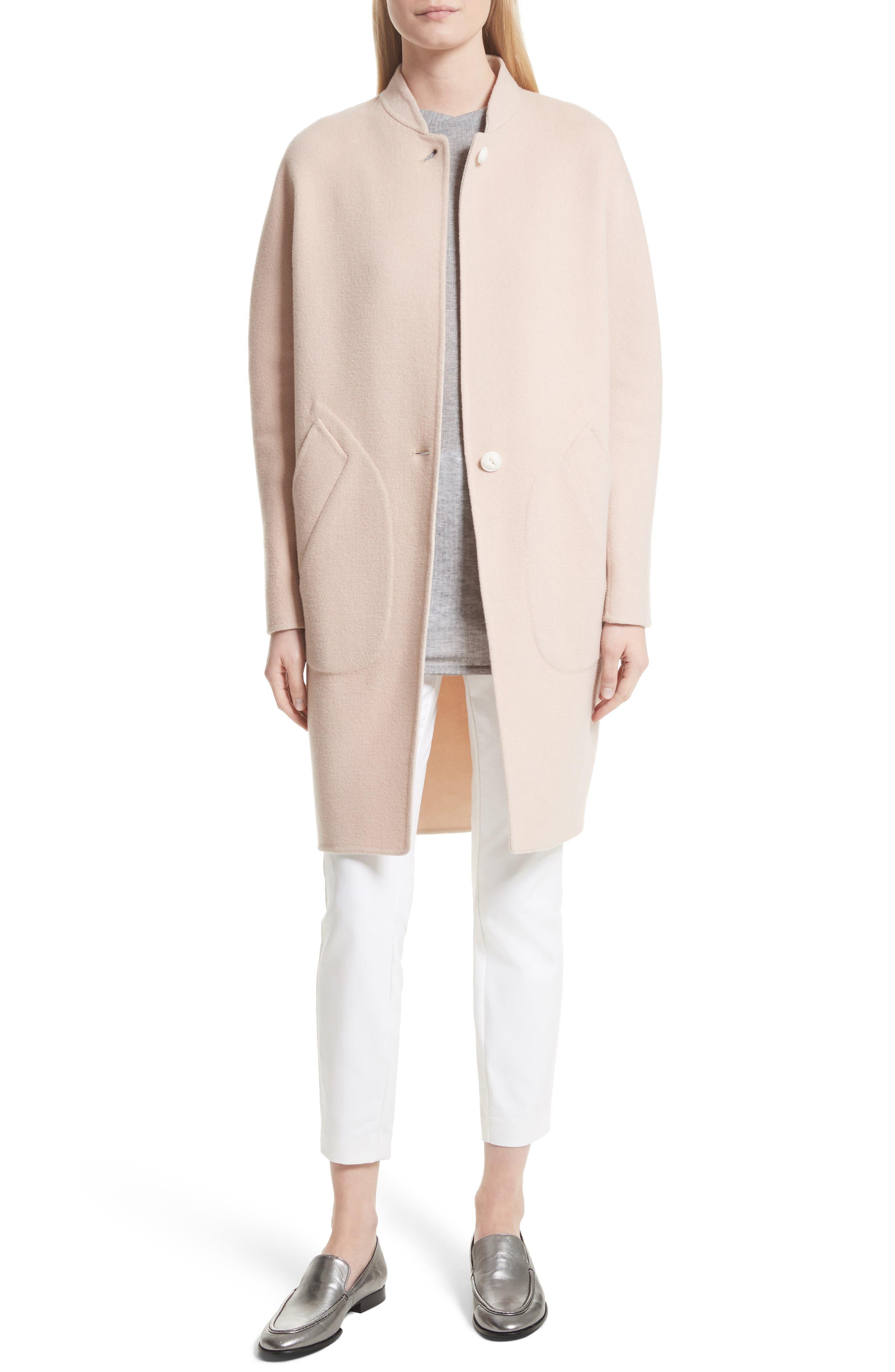 Alternate Image 2  - rag & bone Darwen Reversible Wool & Cashmere Coat