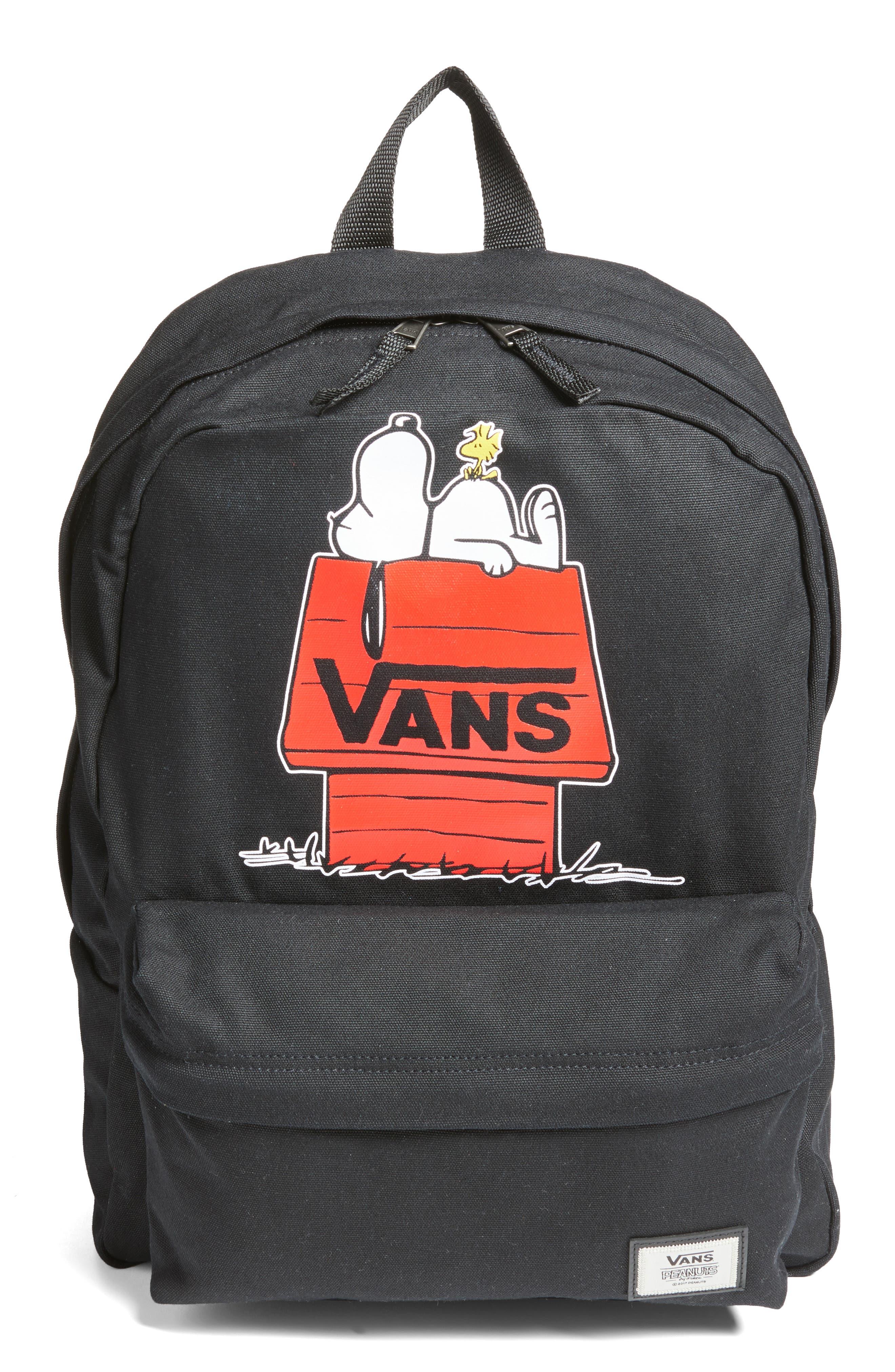 Vans x Peanuts® Snoopy & Woodstock Backpack (Kids)