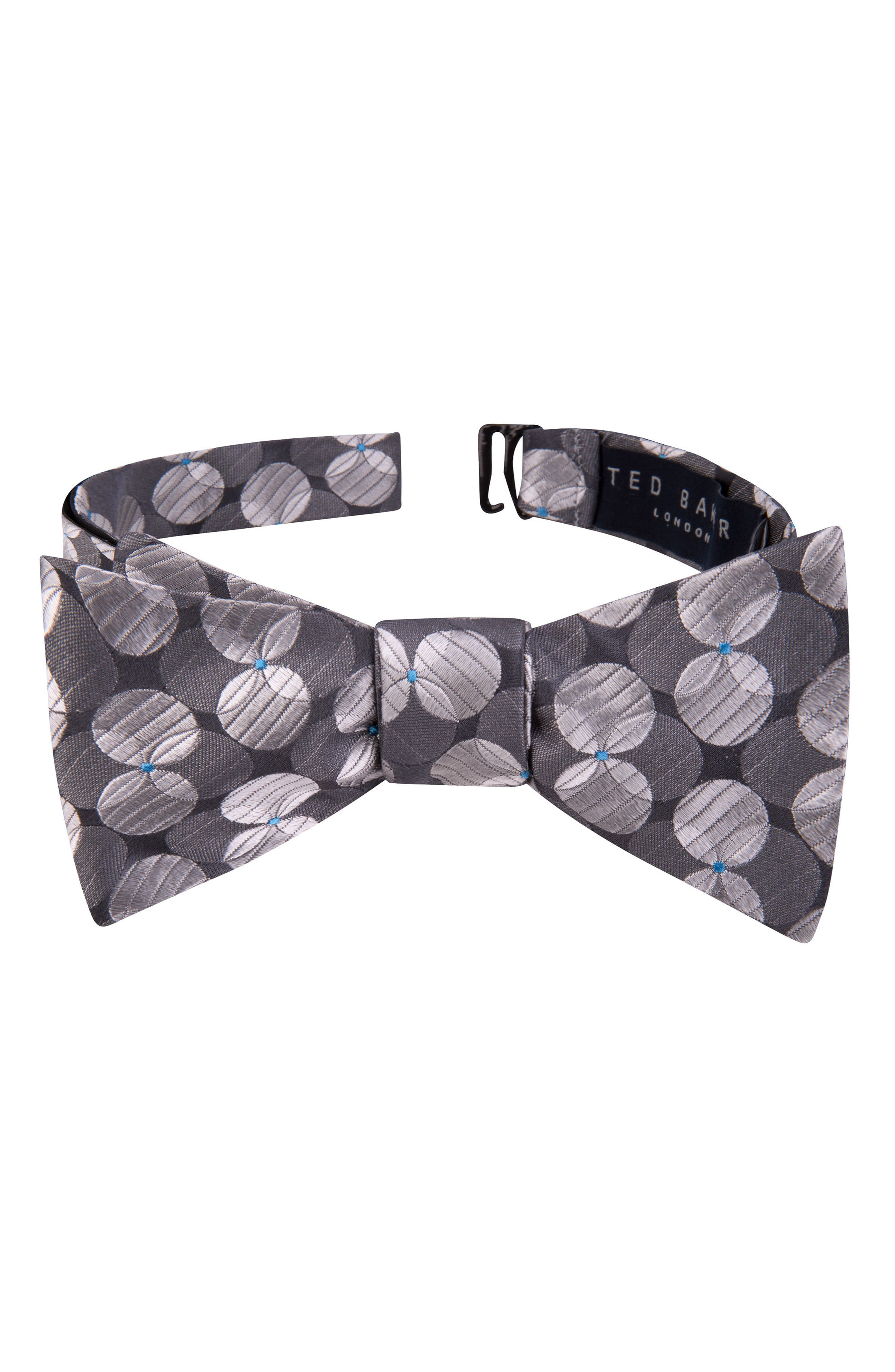 Ted Baker London Floral Dot Silk Bow Tie