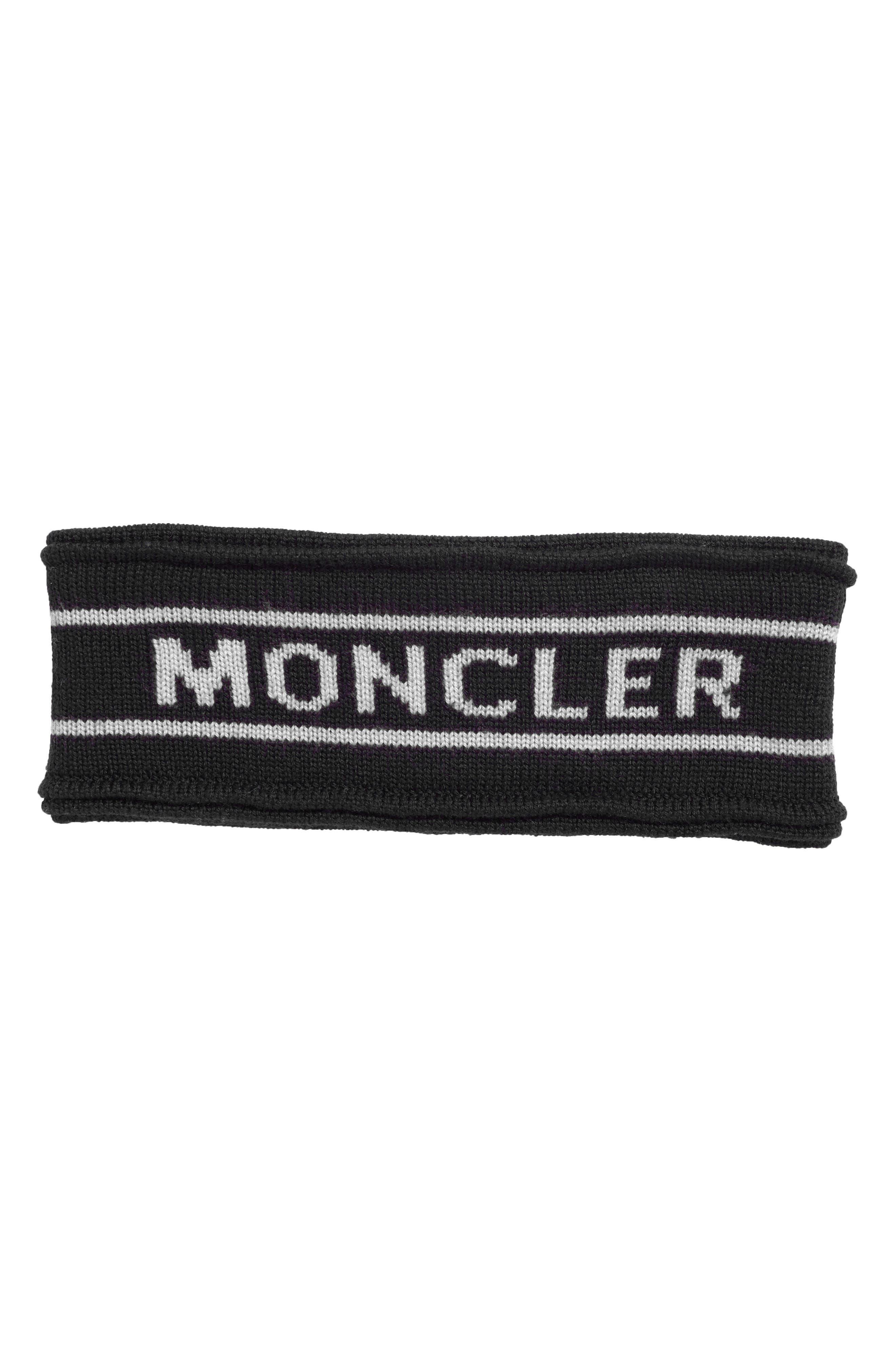 MONCLER Wool Headband