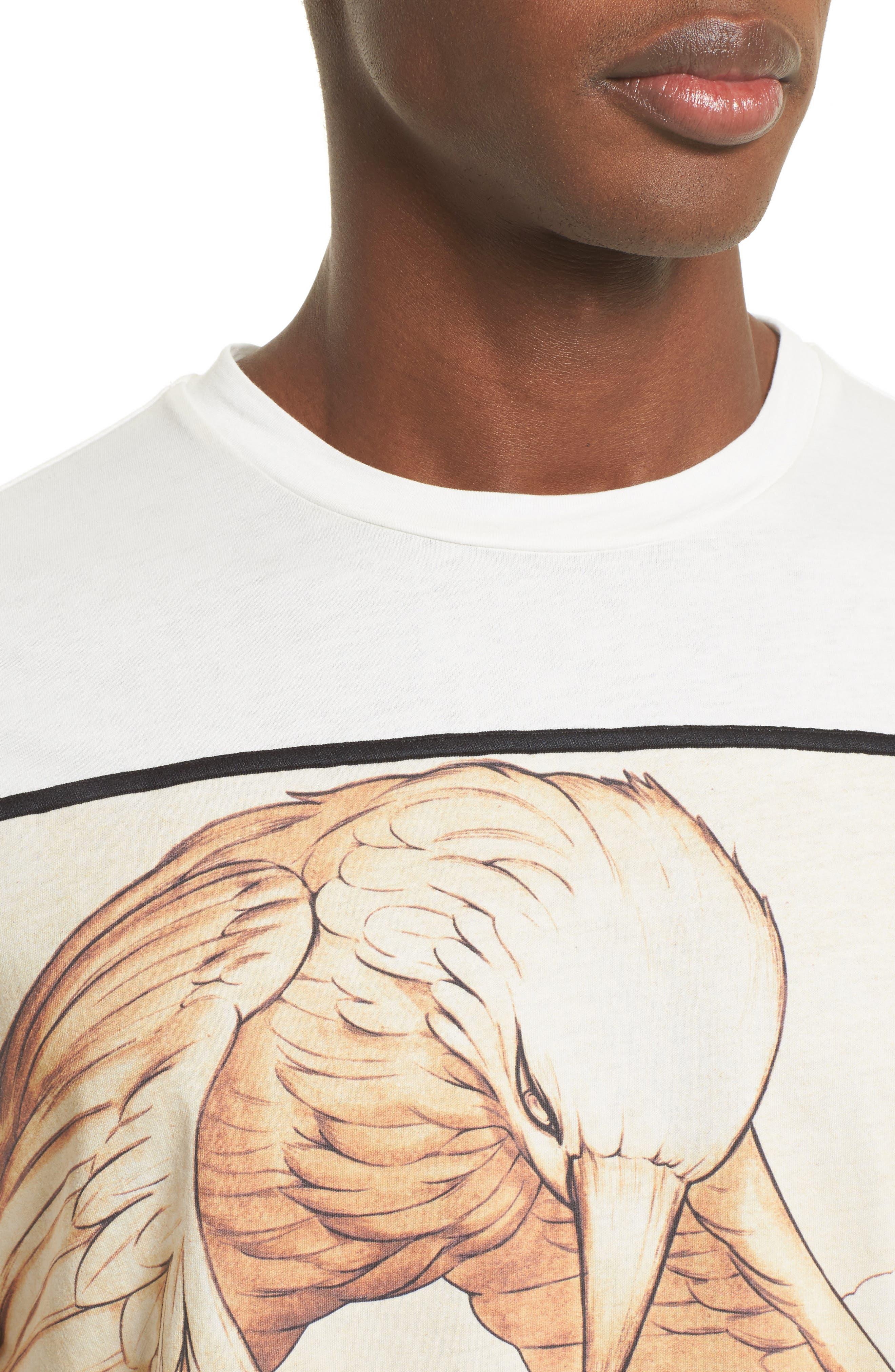 Alternate Image 4  - 3.1 Phillip Lim Animal Screenprint T-Shirt