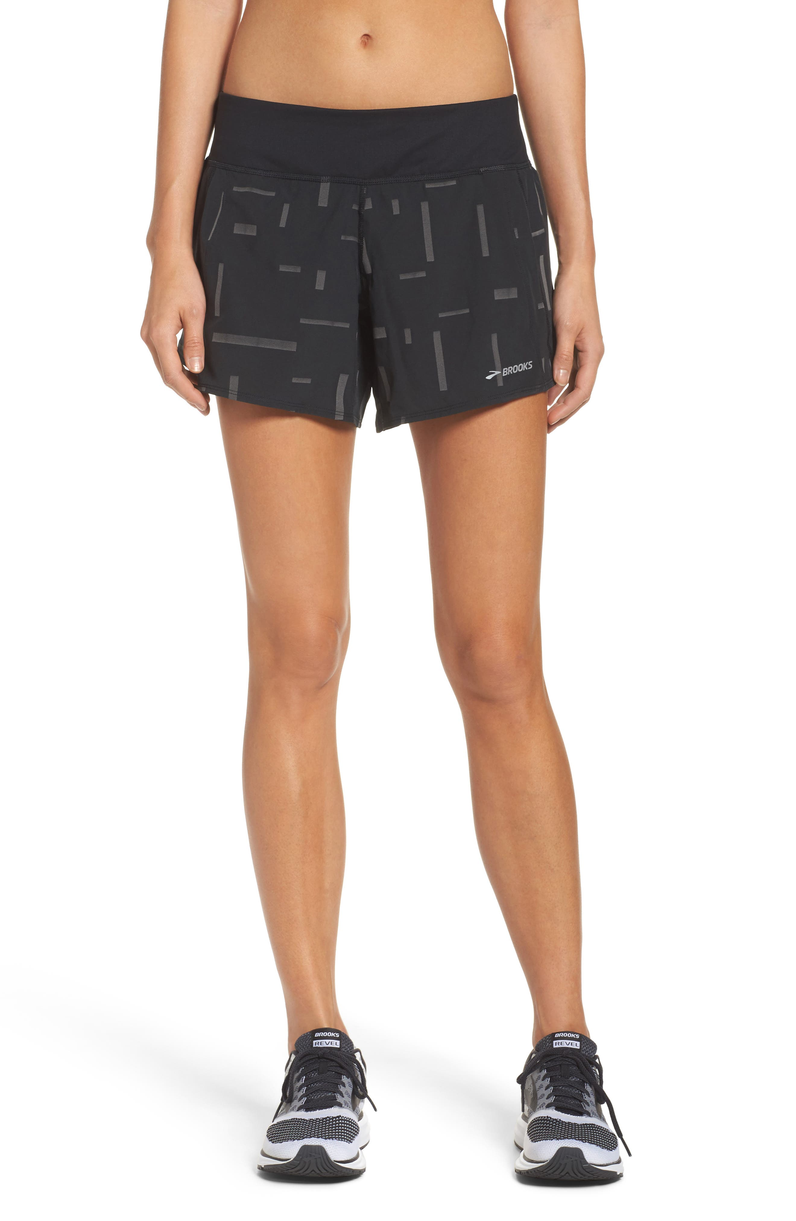 Chaser Running Shorts,                         Main,                         color, Comet Reflective