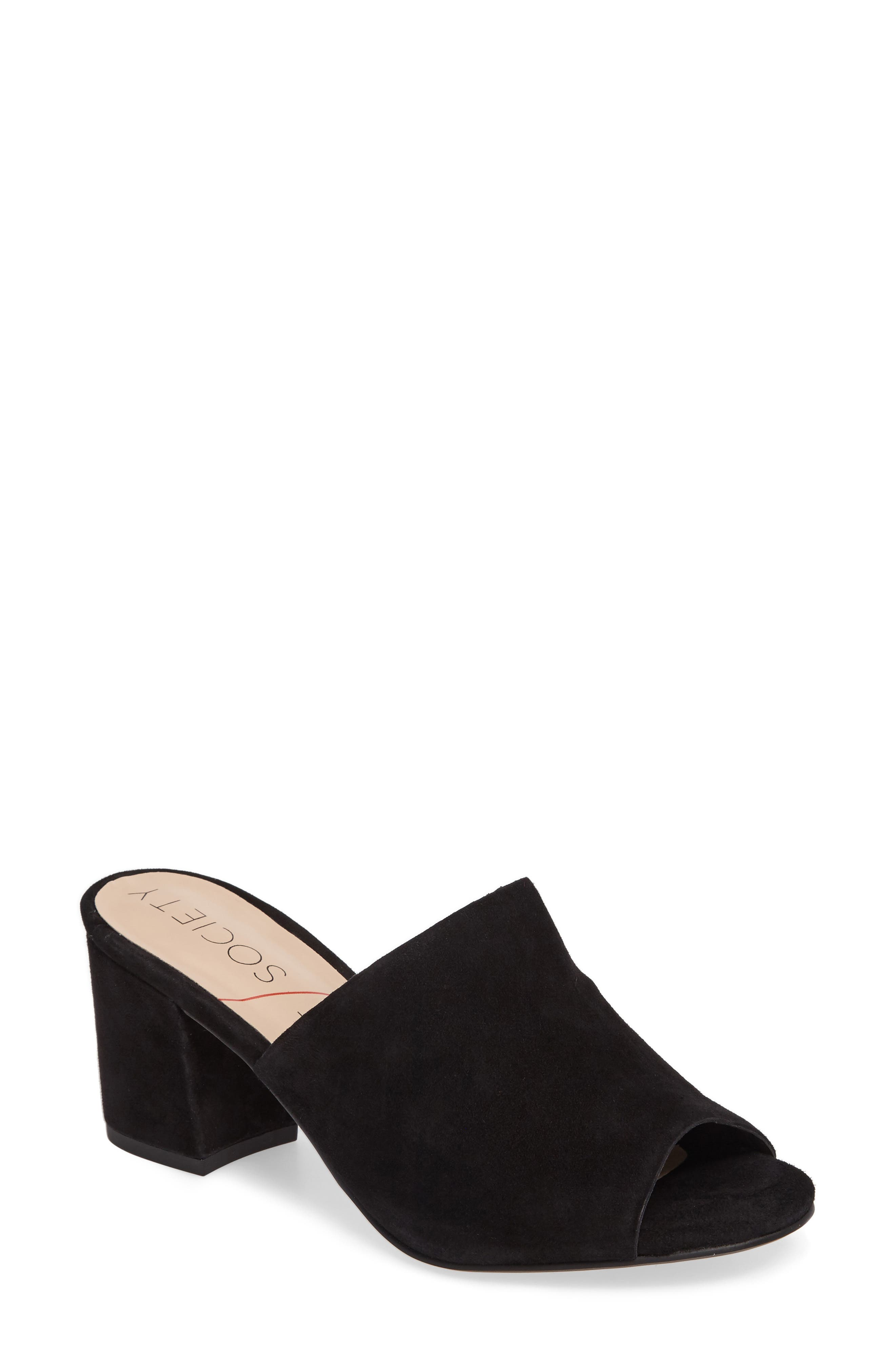 Sole Society Ashwell Mule (Women)