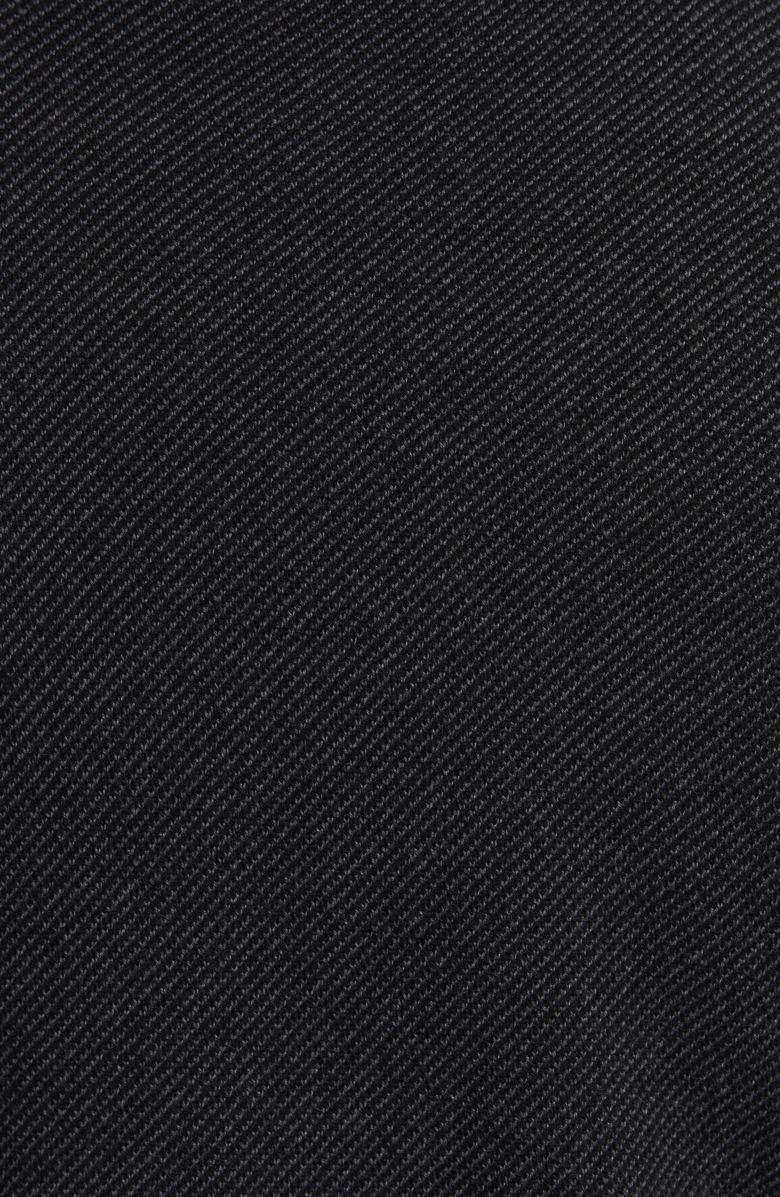 Alternate Image 5  - Armani Collezioni Cashmere Zip Cardigan
