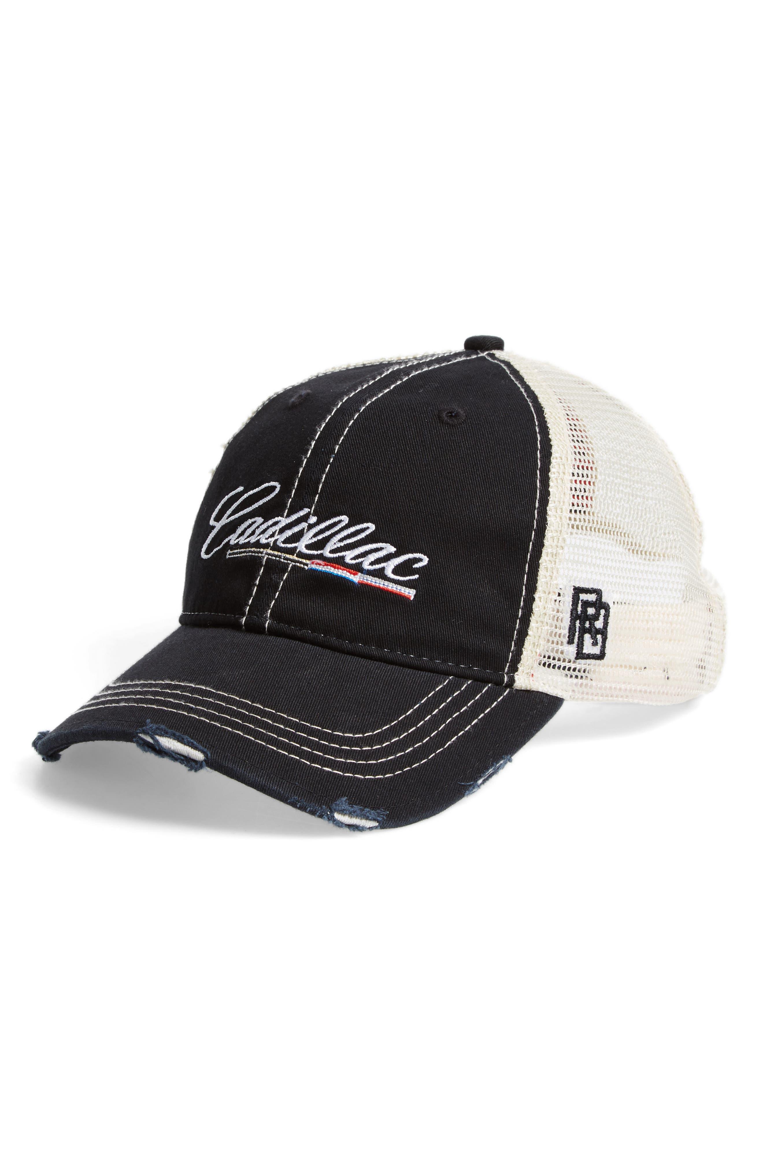 RETRO BRAND Original Retro Brand Cadillac Trucker Hat