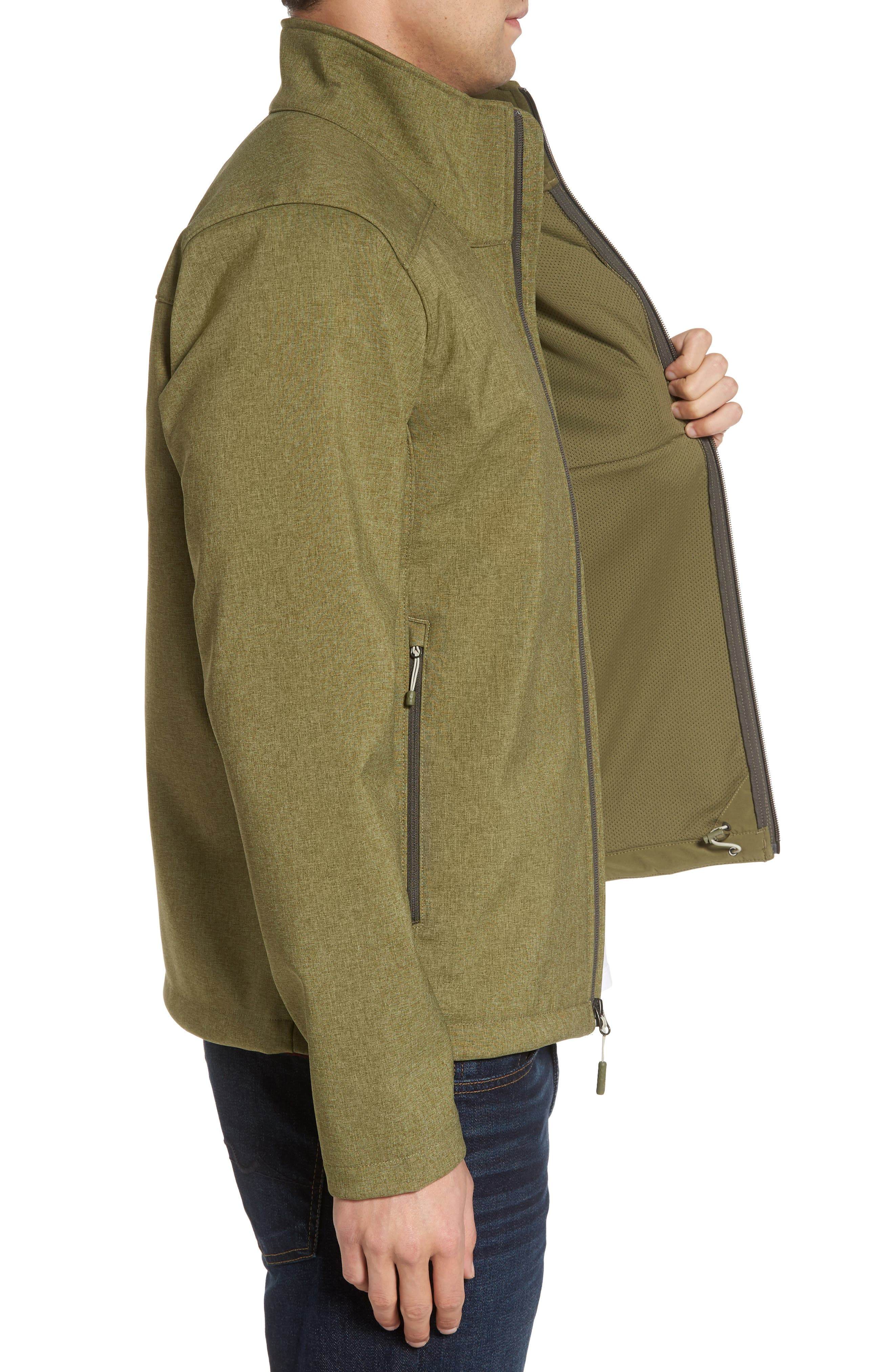 Alternate Image 3  - The North Face 'Apex Bionic 2' Windproof & Water Resistant Soft Shell Jacket