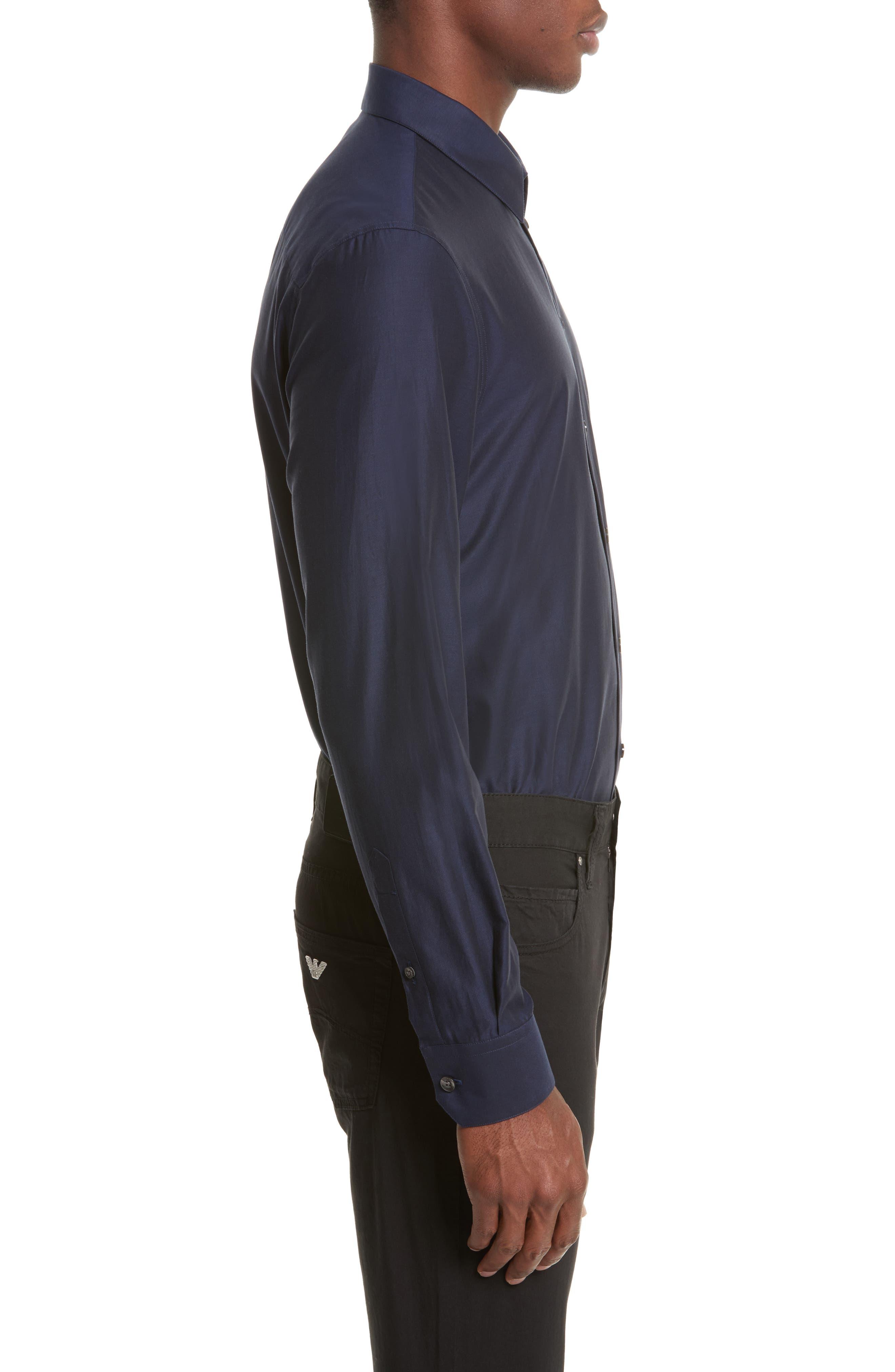 Alternate Image 3  - Armani Collezioni Sport Shirt