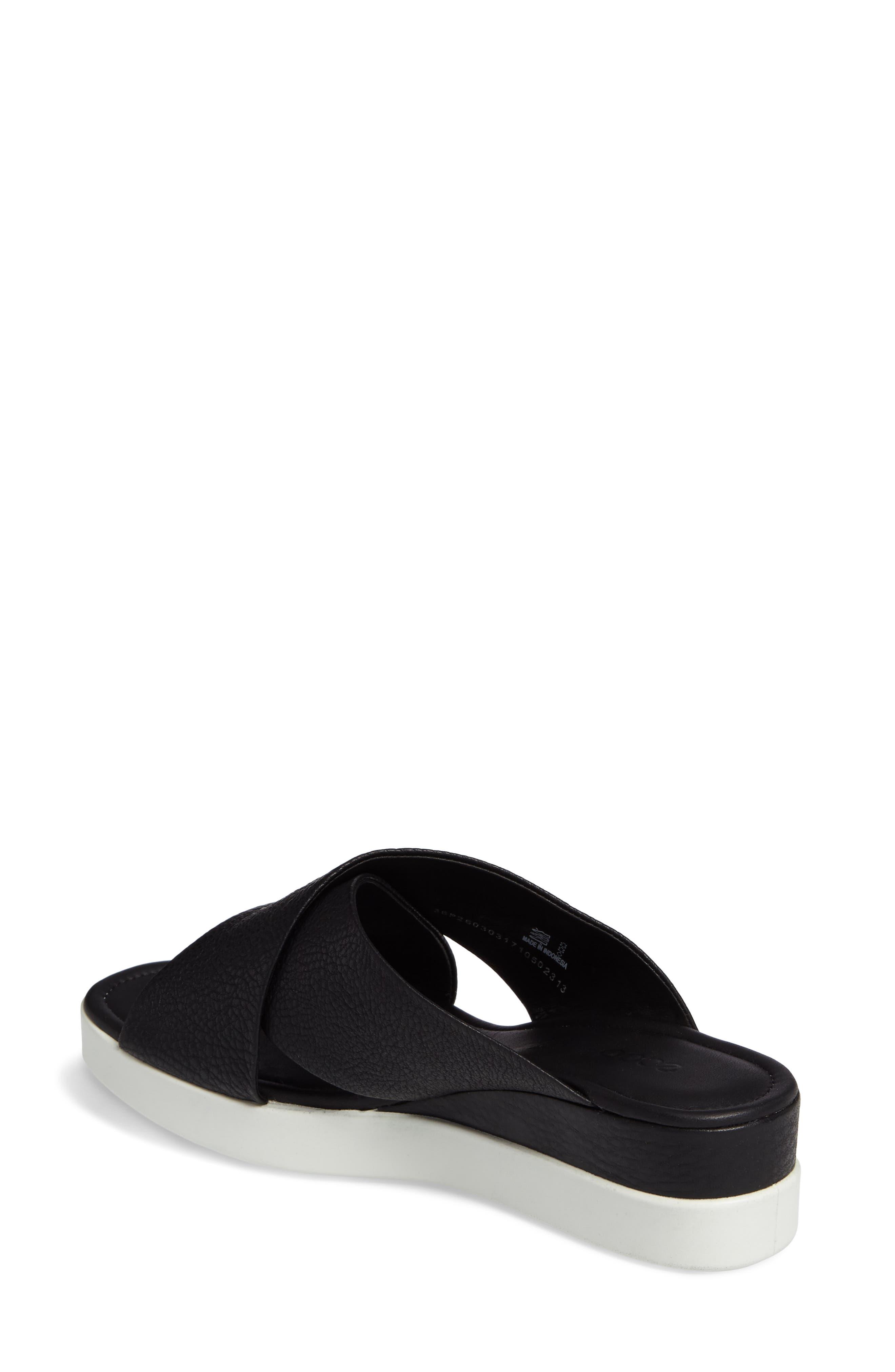 Alternate Image 2  - ECCO Touch Slide Sandal (Women)