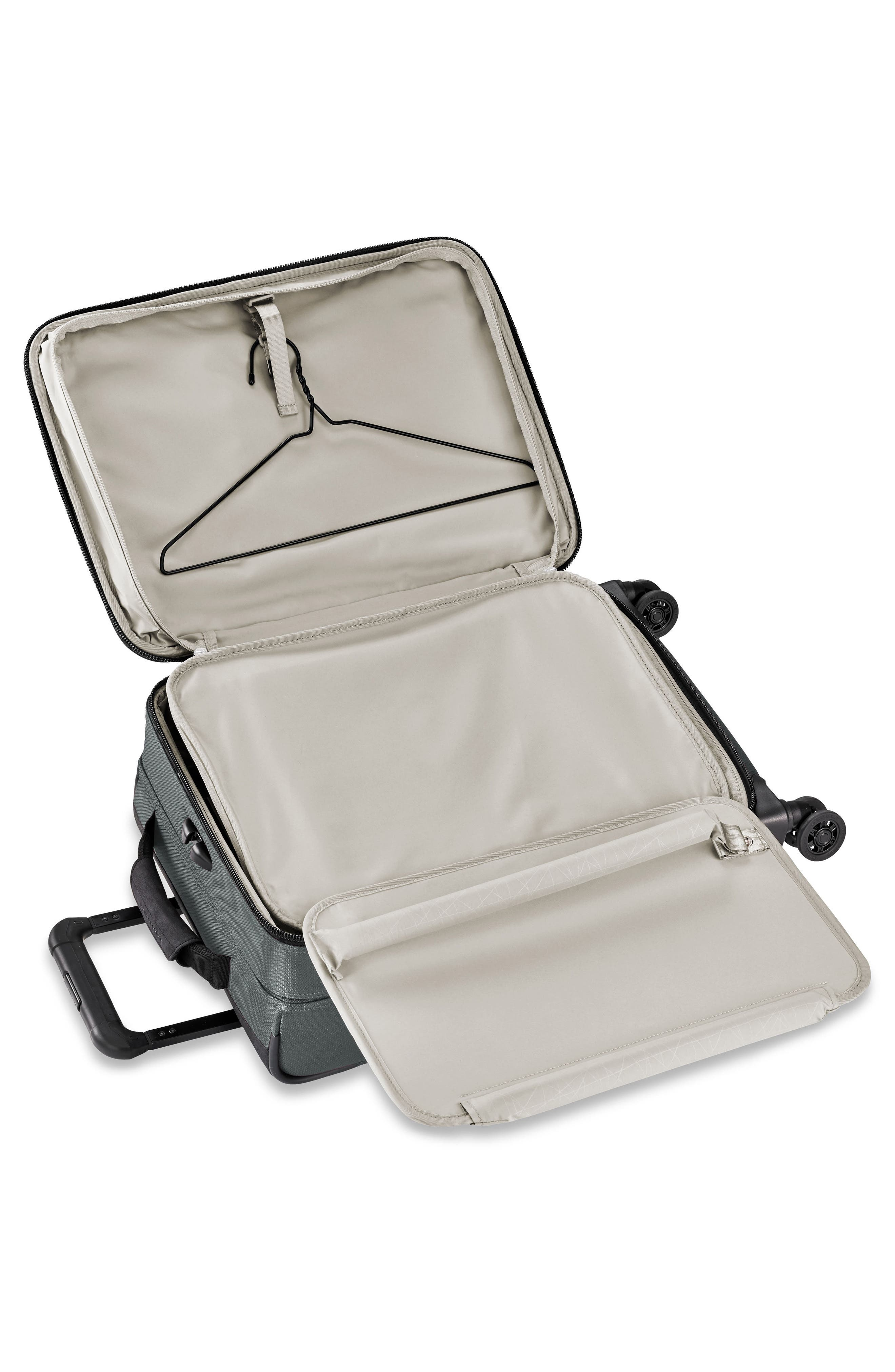 Alternate Image 2  - Briggs & Riley Transcend VX Medium Expandable 26-Inch Spinner Suitcase