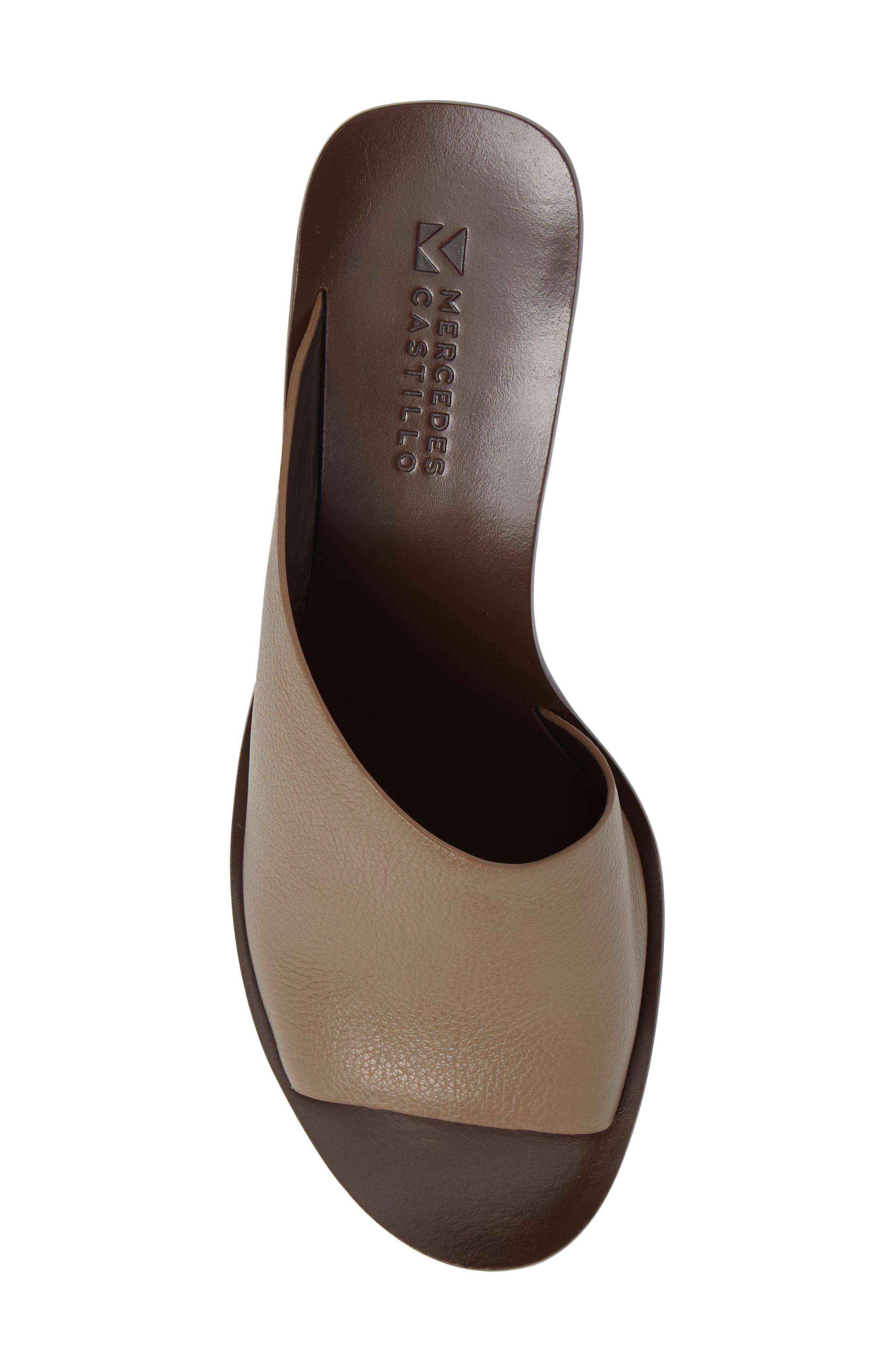 Alternate Image 5  - Mercedes Castillo Izar Slide Sandal (Women)