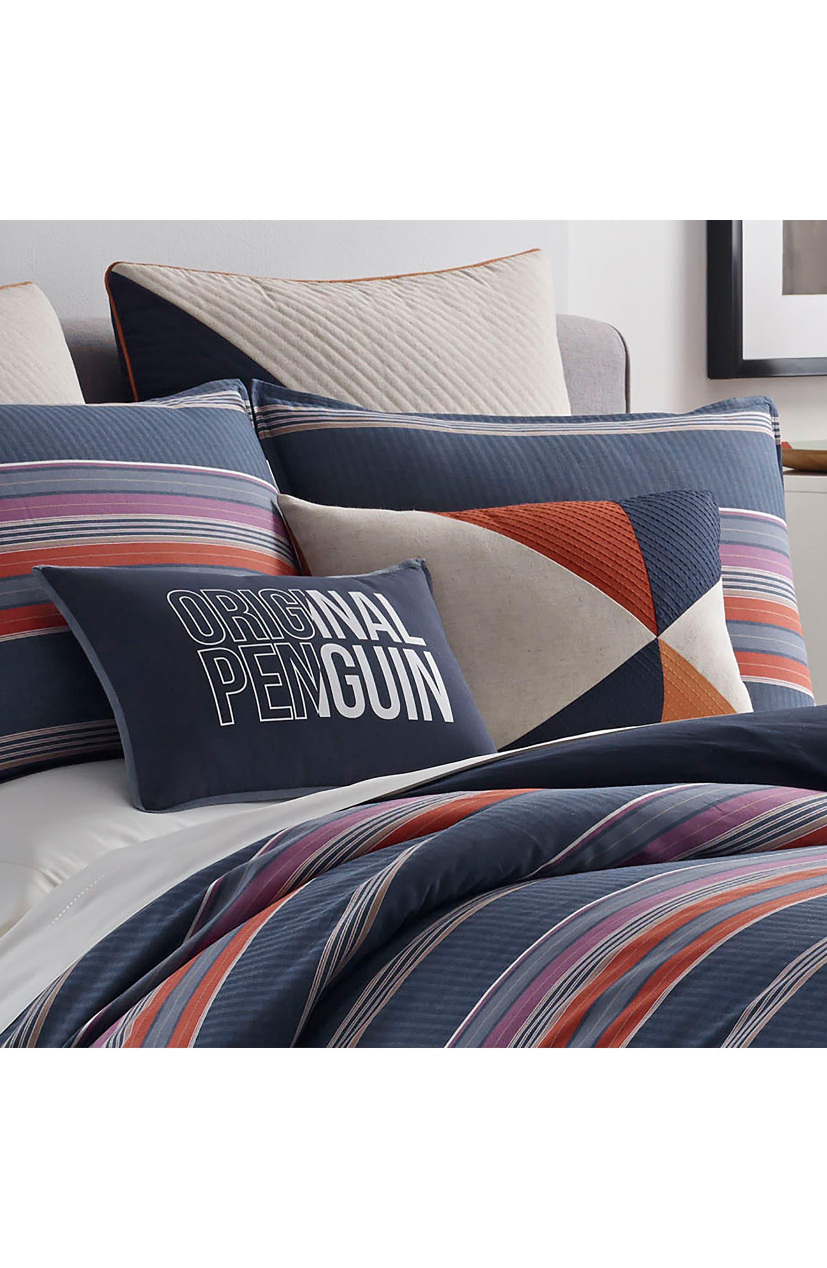 Alternate Image 3  - Original Penguin Owen Comforter & Sham Set