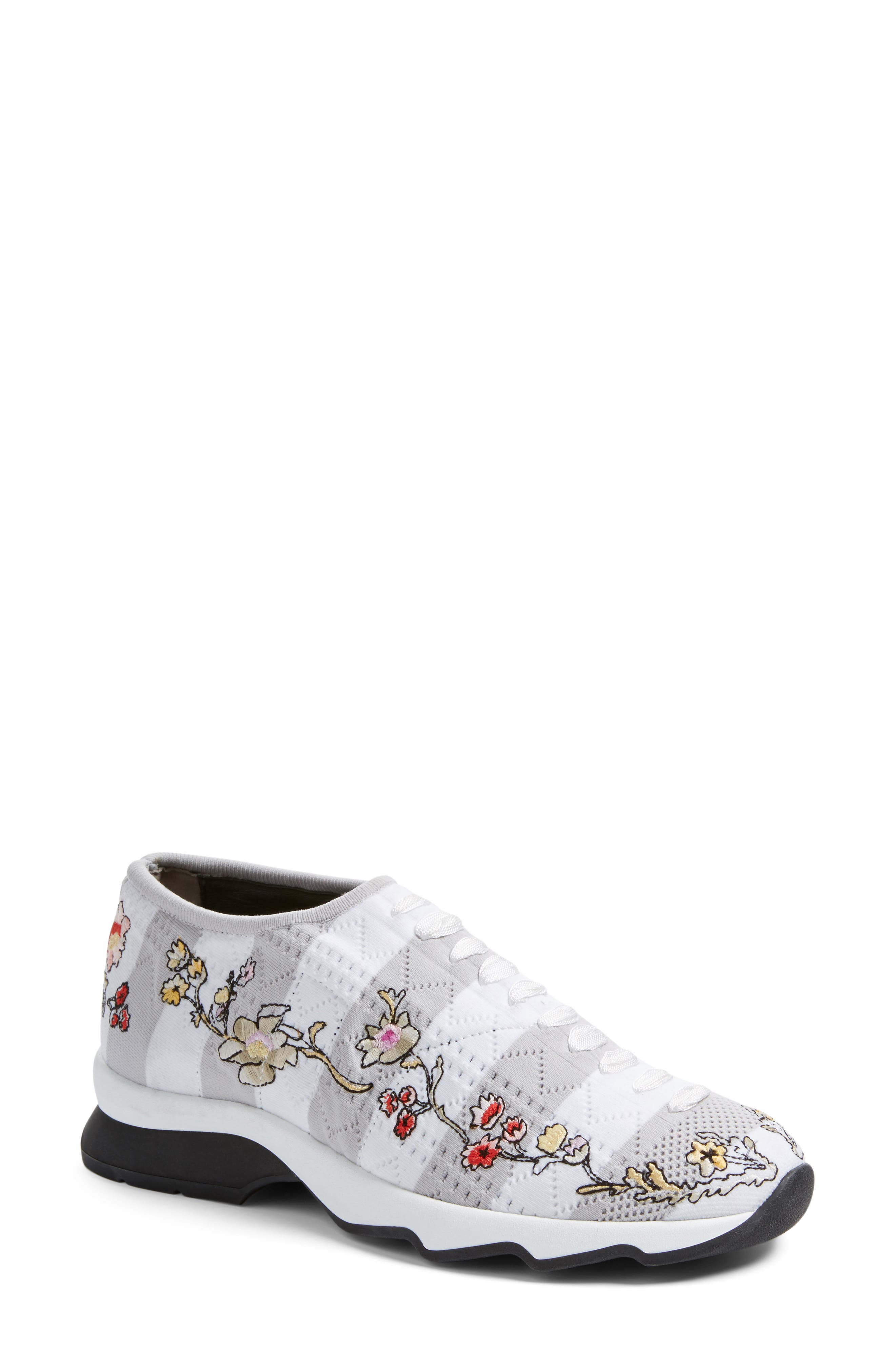 Alternate Image 1 Selected - Fendi Marie Antoinette Sneaker (Women)