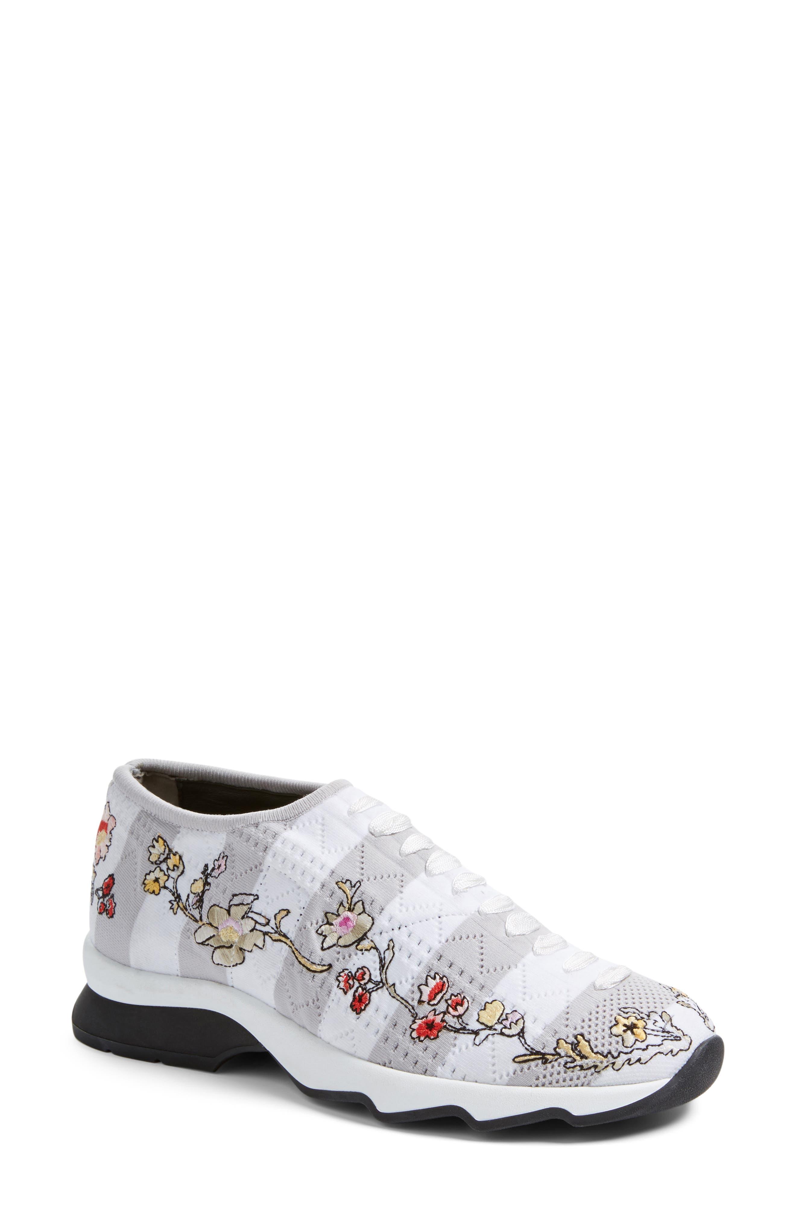 Main Image - Fendi Marie Antoinette Sneaker (Women)