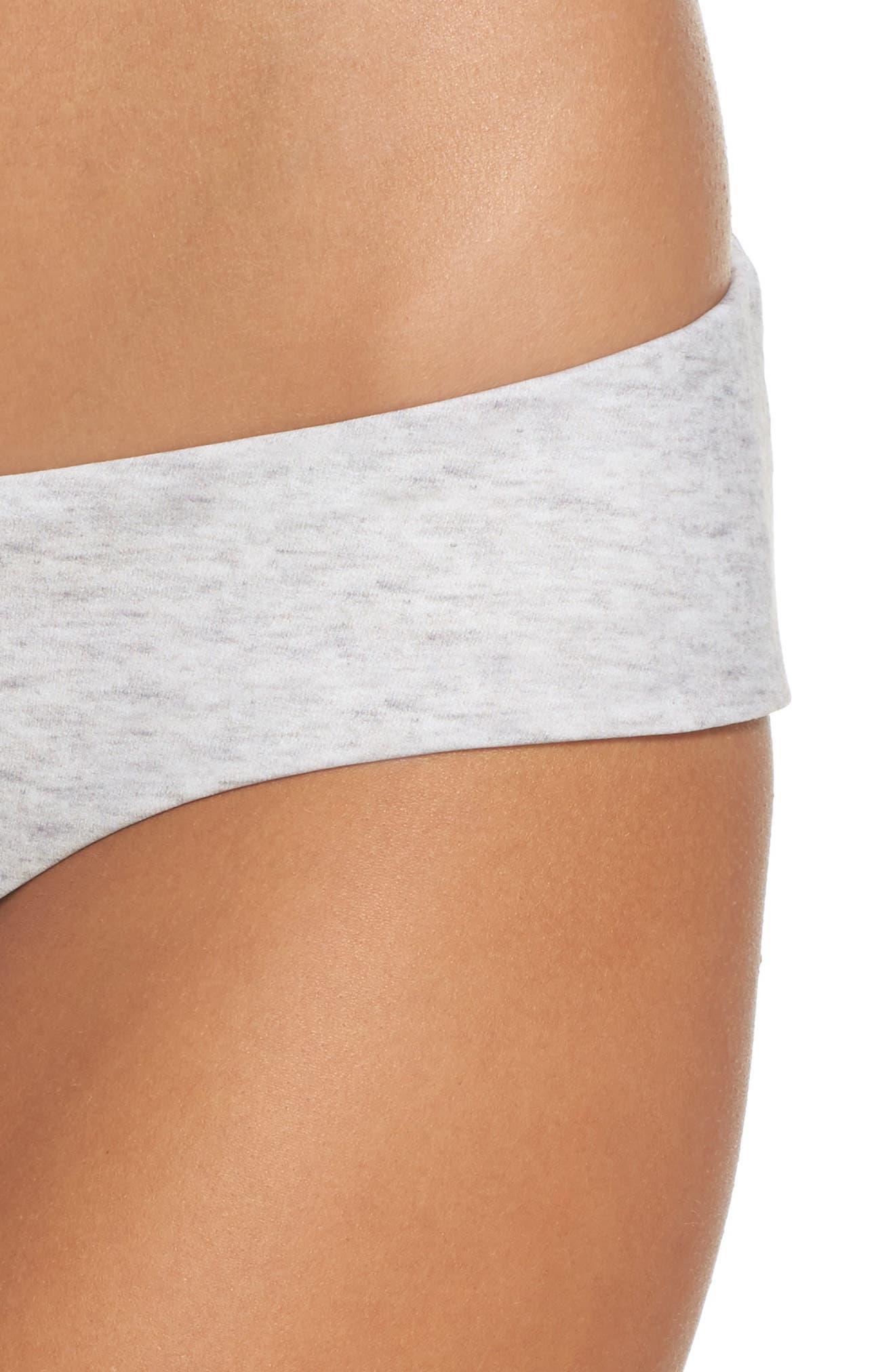 Alternate Image 4  - Boys + Arrows Yaya the Yuppy Bikini Bottoms