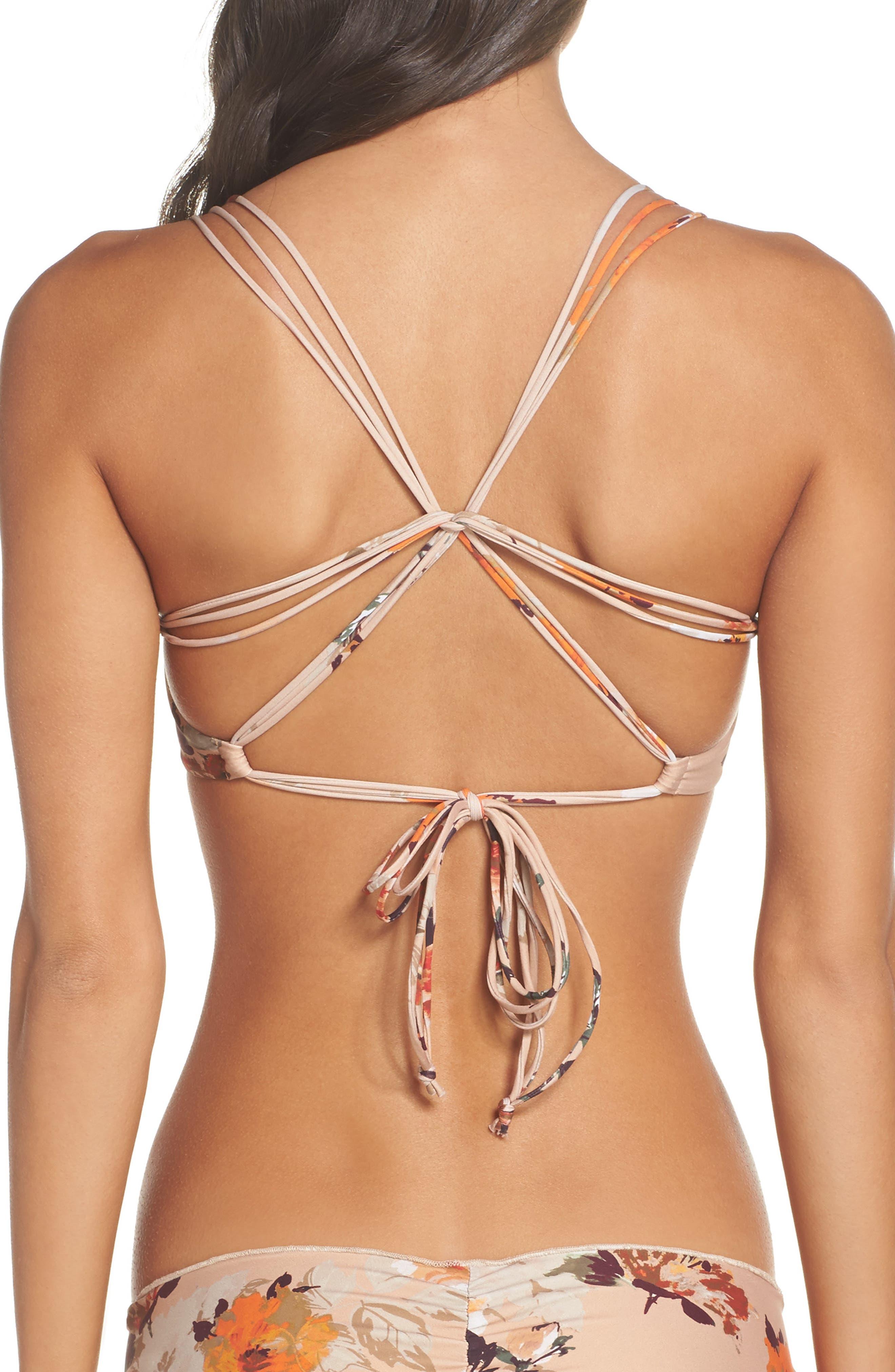 Alternate Image 2  - Boys + Arrows Dylan the Desperado Bikini Top