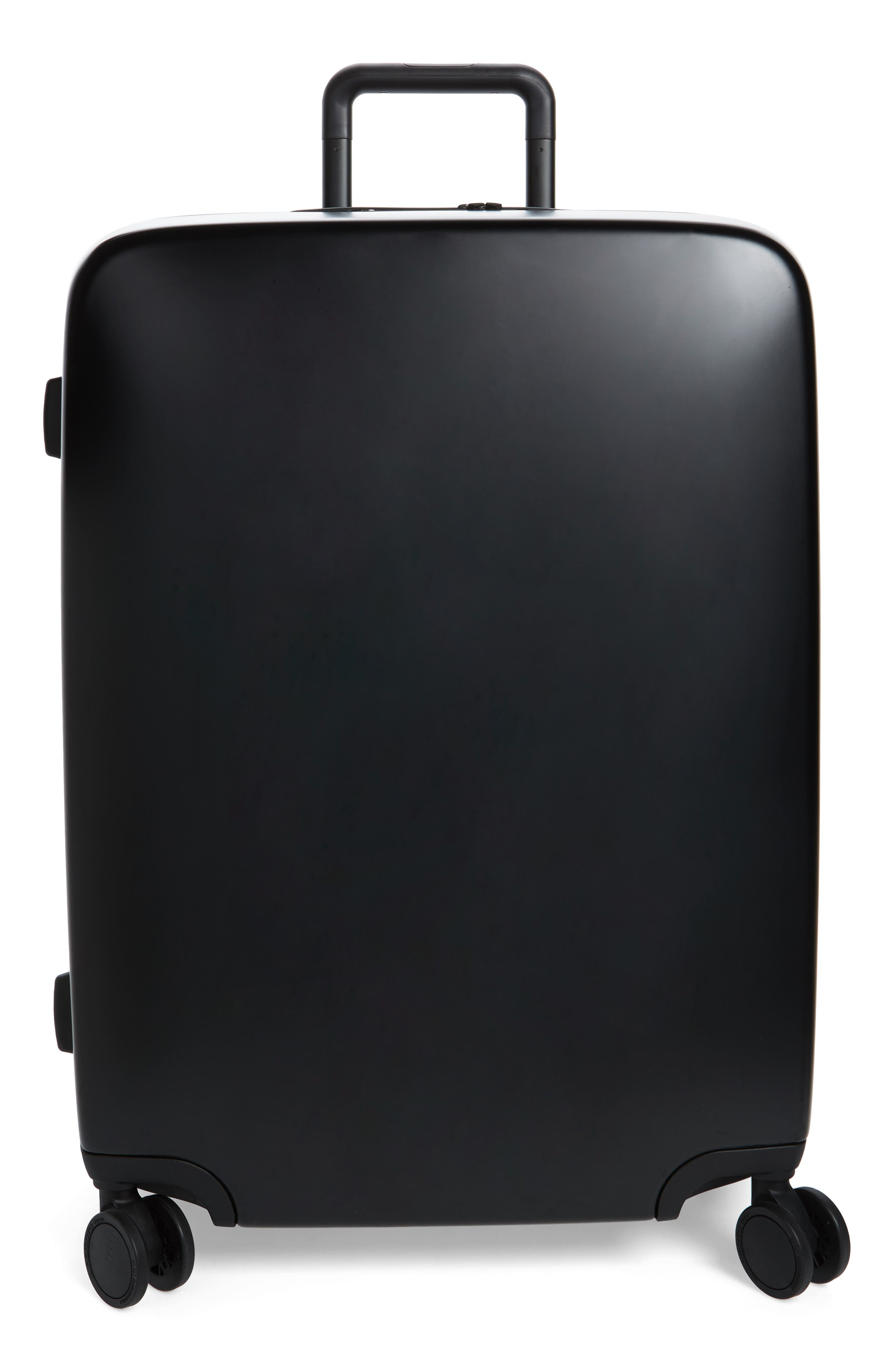 """Raden The A28 28"""" Charging Wheeled Suitcase"""