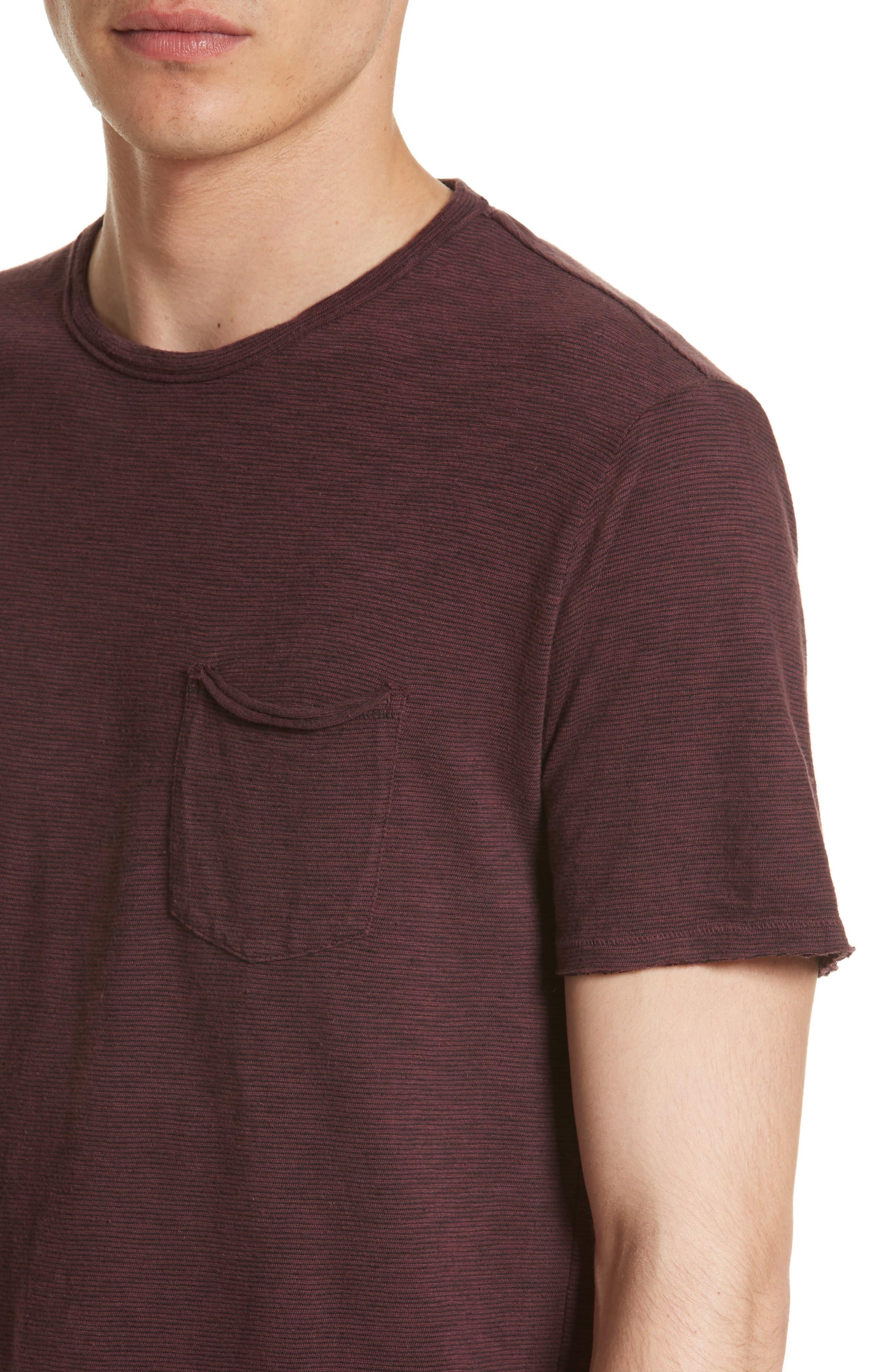 Alternate Image 4  - rag & bone Owen Pocket T-Shirt
