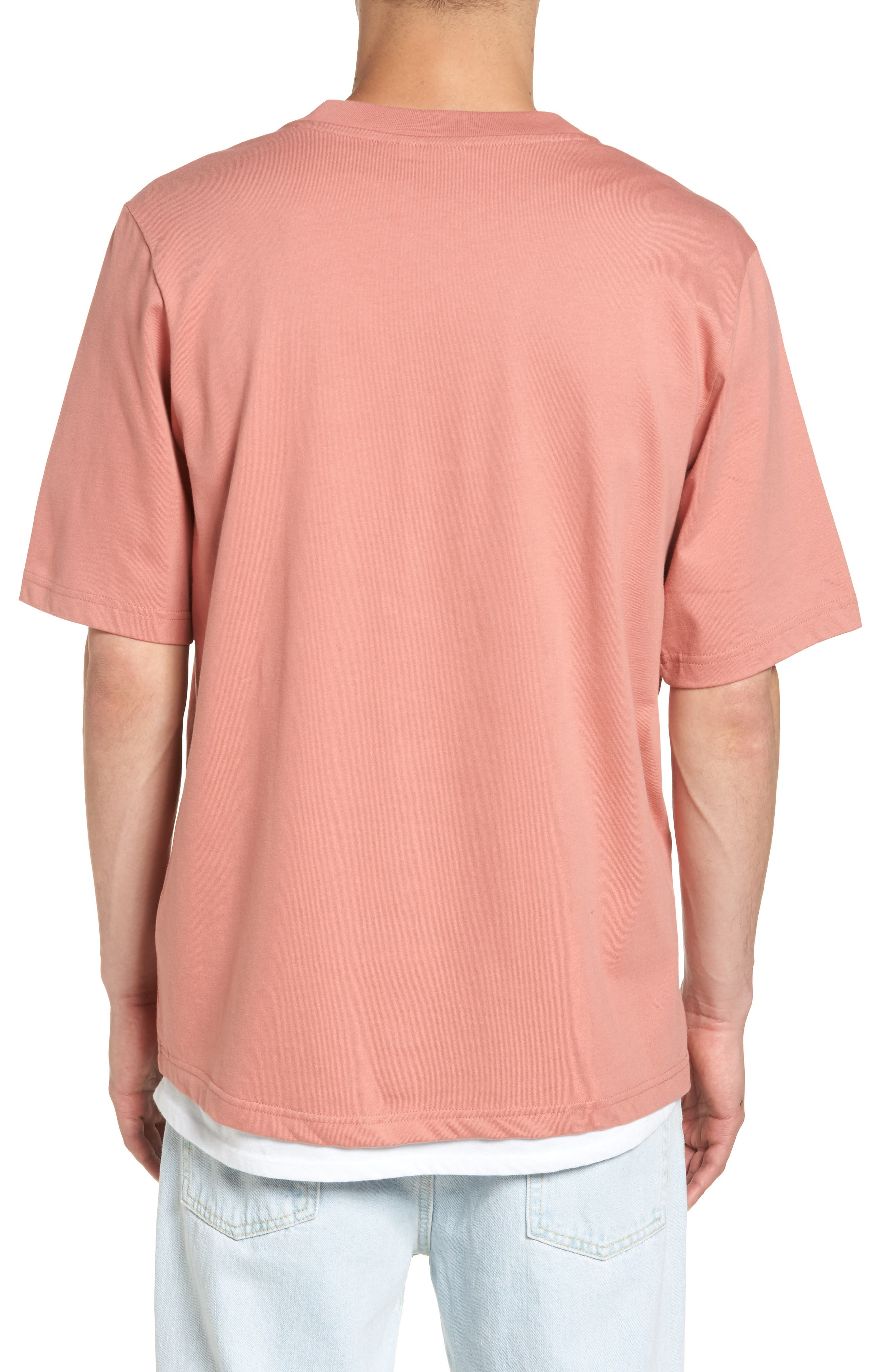 Alternate Image 2  - adidas Originals AC Boxy Oversize T-Shirt