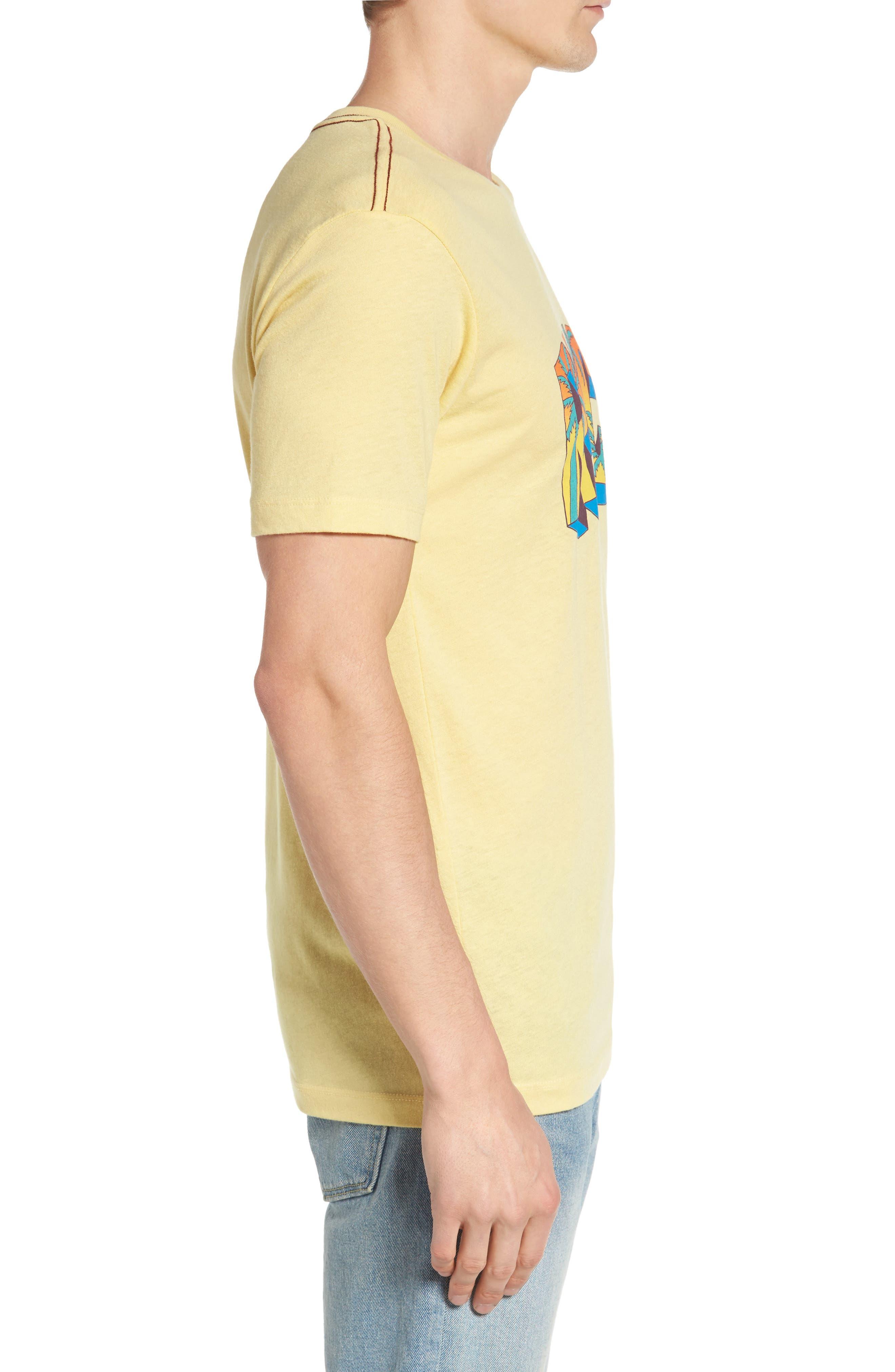Alternate Image 3  - RVCA Block Graphic T-Shirt