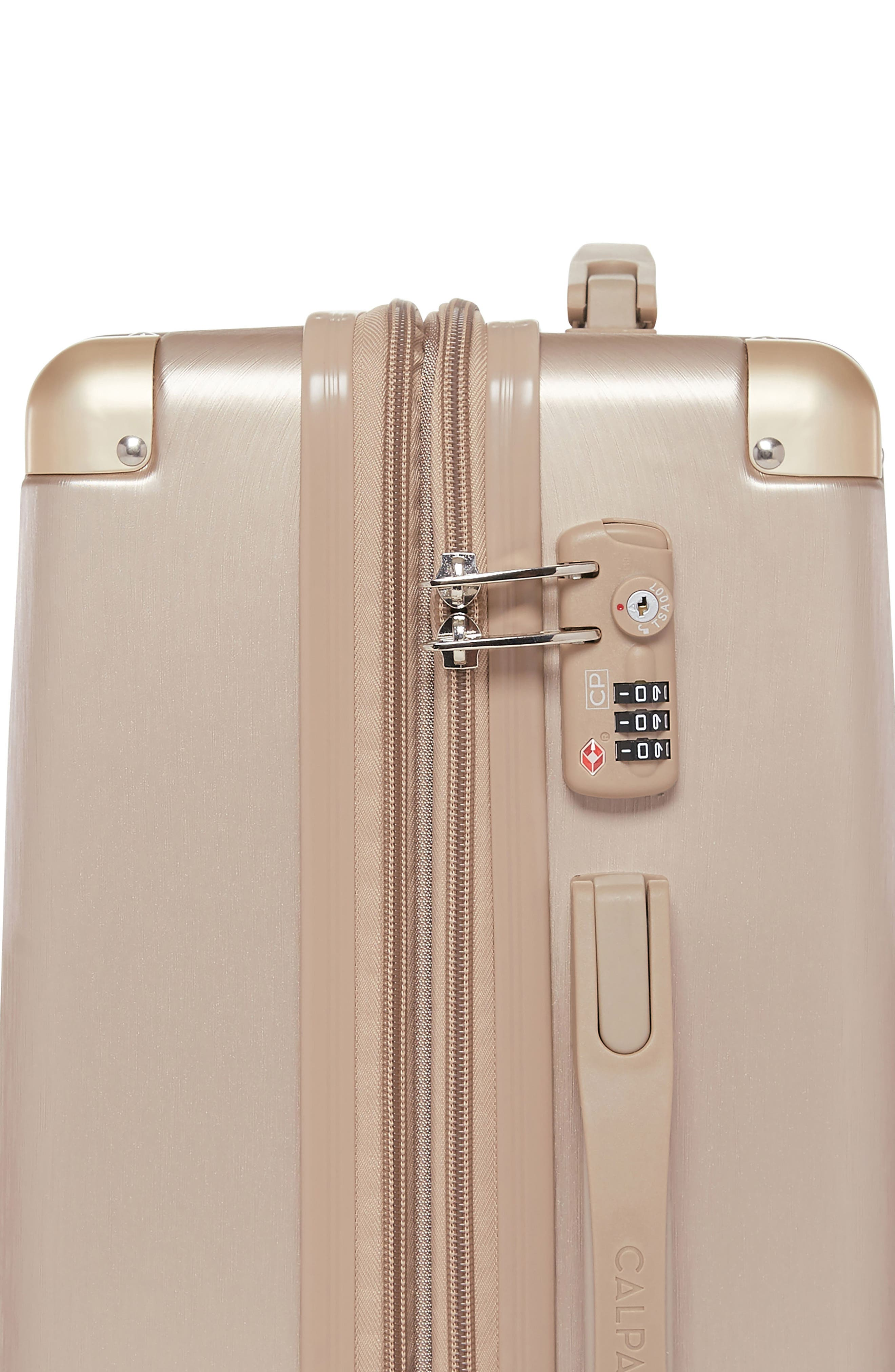 Alternate Image 4  - CALPAK Ambeur 20-Inch Rolling Spinner Carry-On